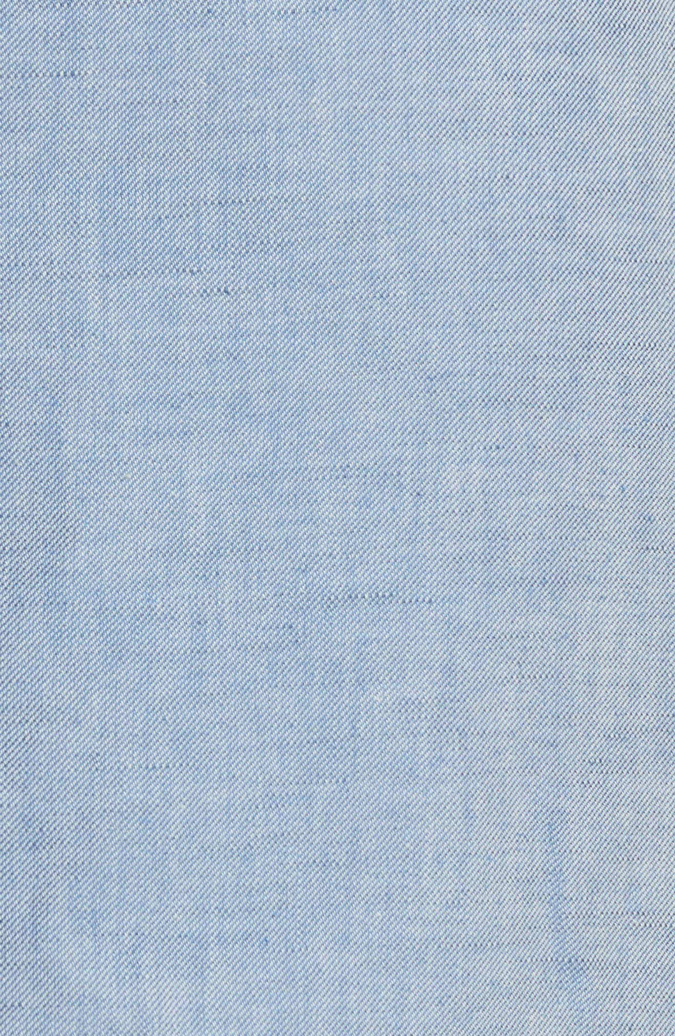 Alternate Image 5  - Carven Jupe Genou Skirt