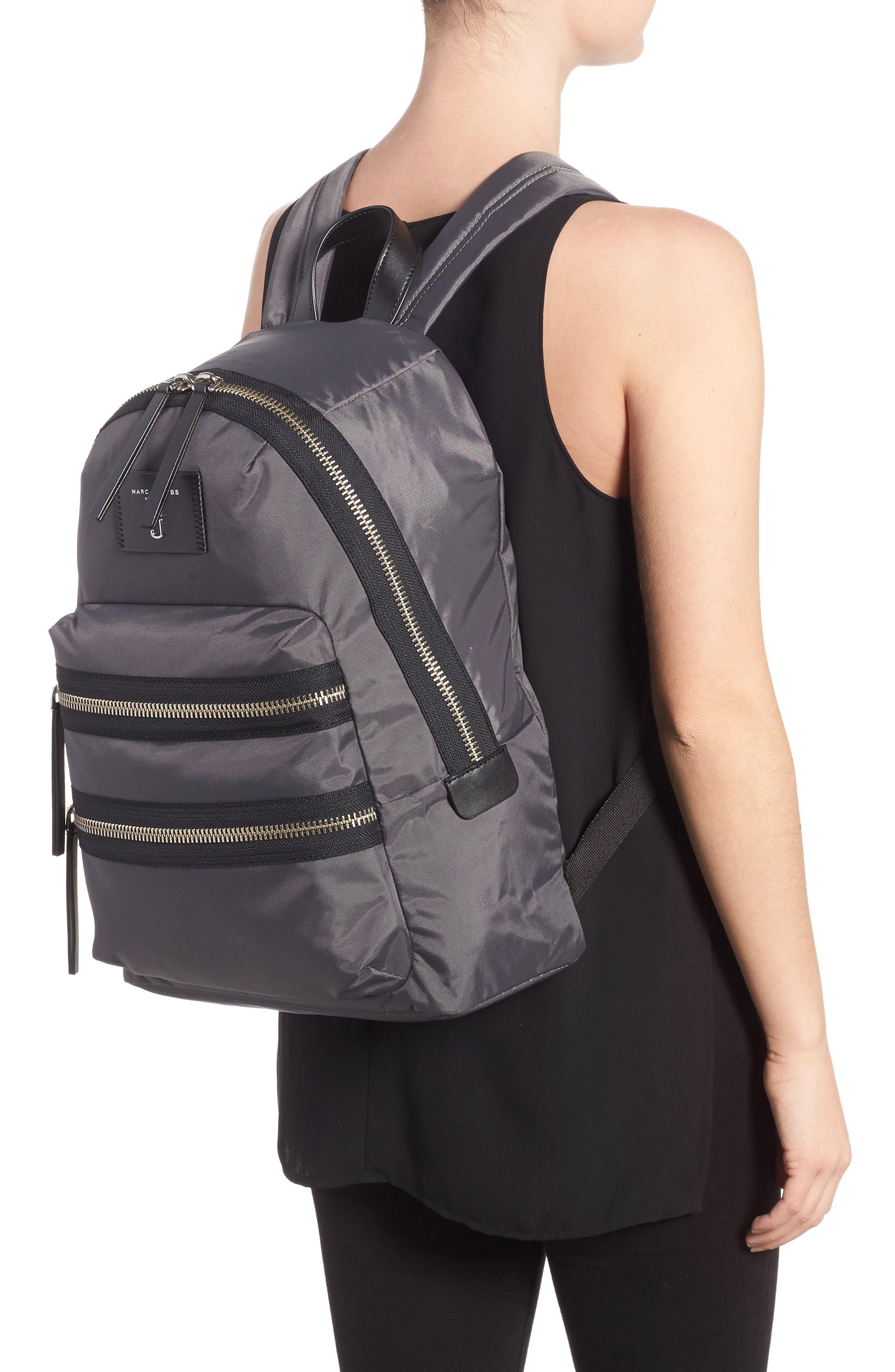 Alternate Image 2  - MARC JACOBS Biker Nylon Backpack