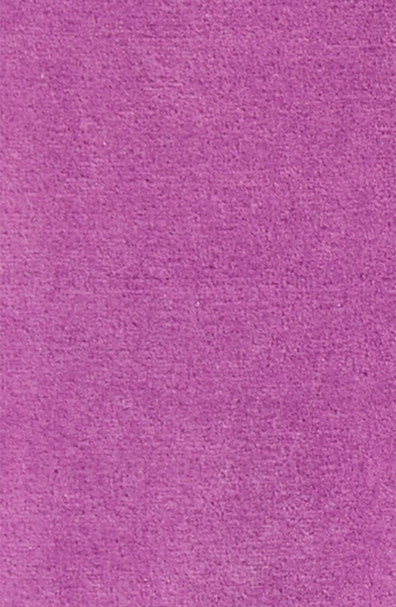 Velvet Leggings,                             Alternate thumbnail 2, color,                             Blackcurrant Purple