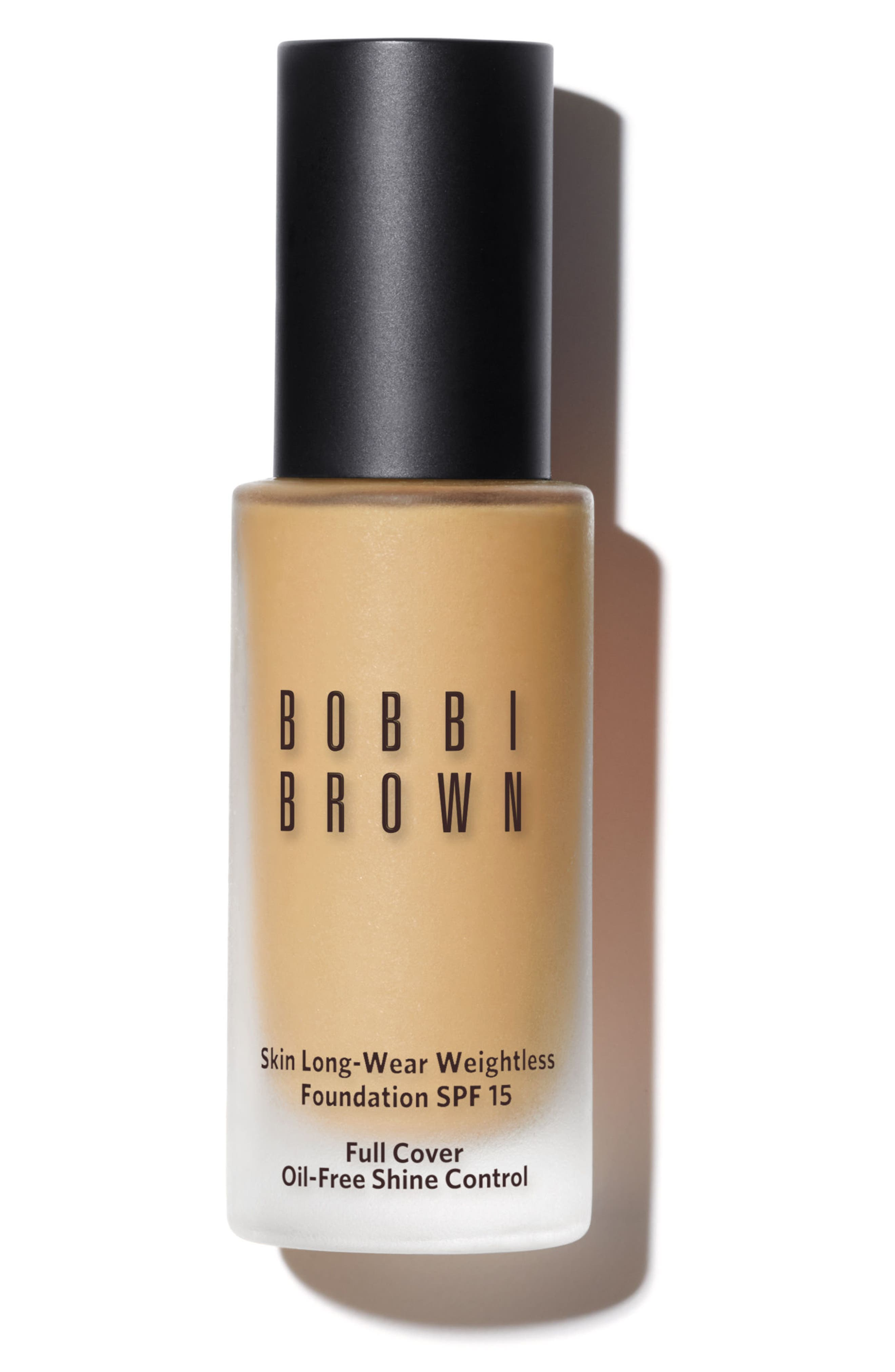 Skin Long-Wear Weightless Foundation SPF 15,                             Main thumbnail 1, color,                             2 Sand