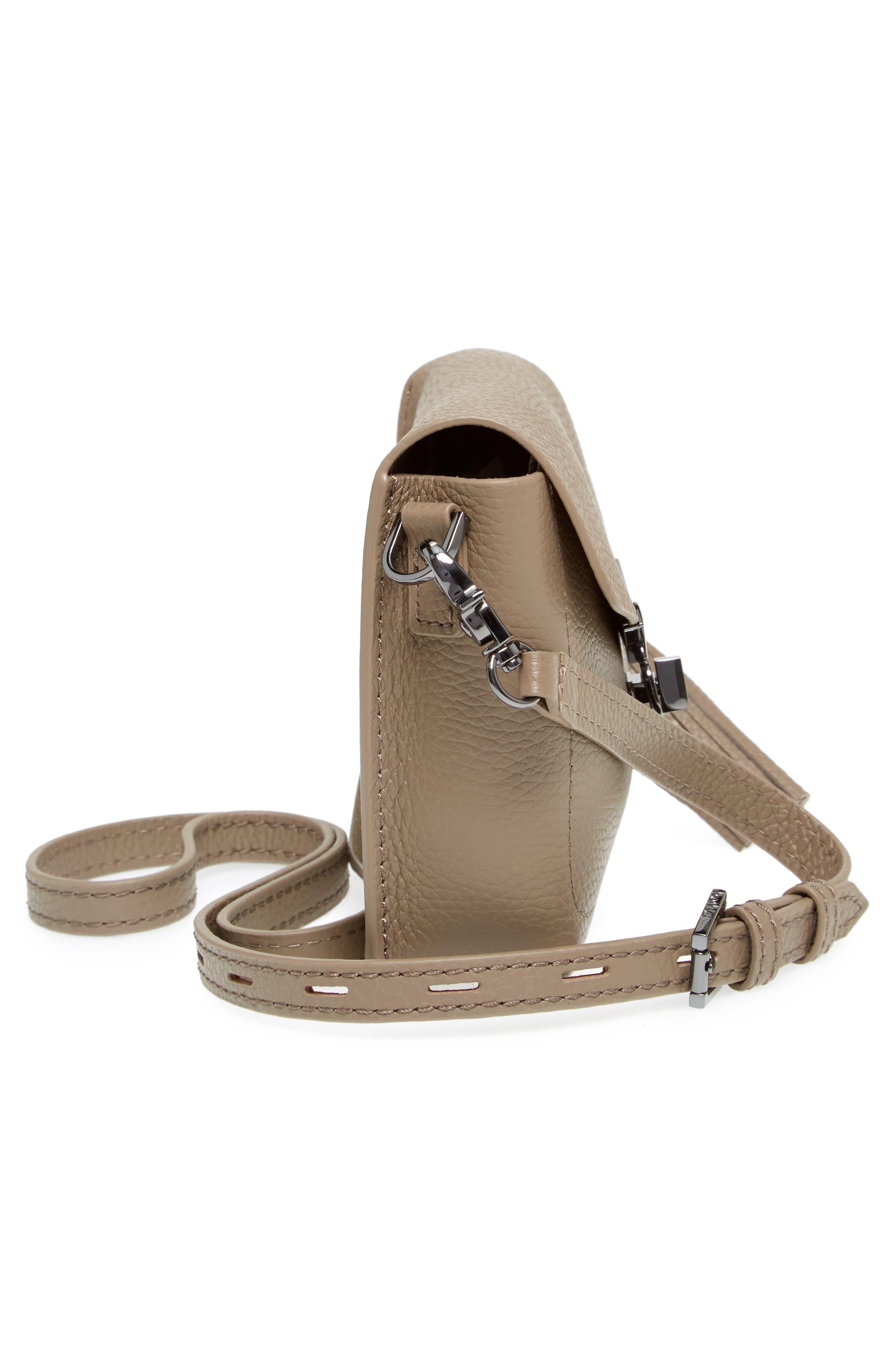 Alternate Image 5  - Botkier Vivi Leather Crossbody Bag