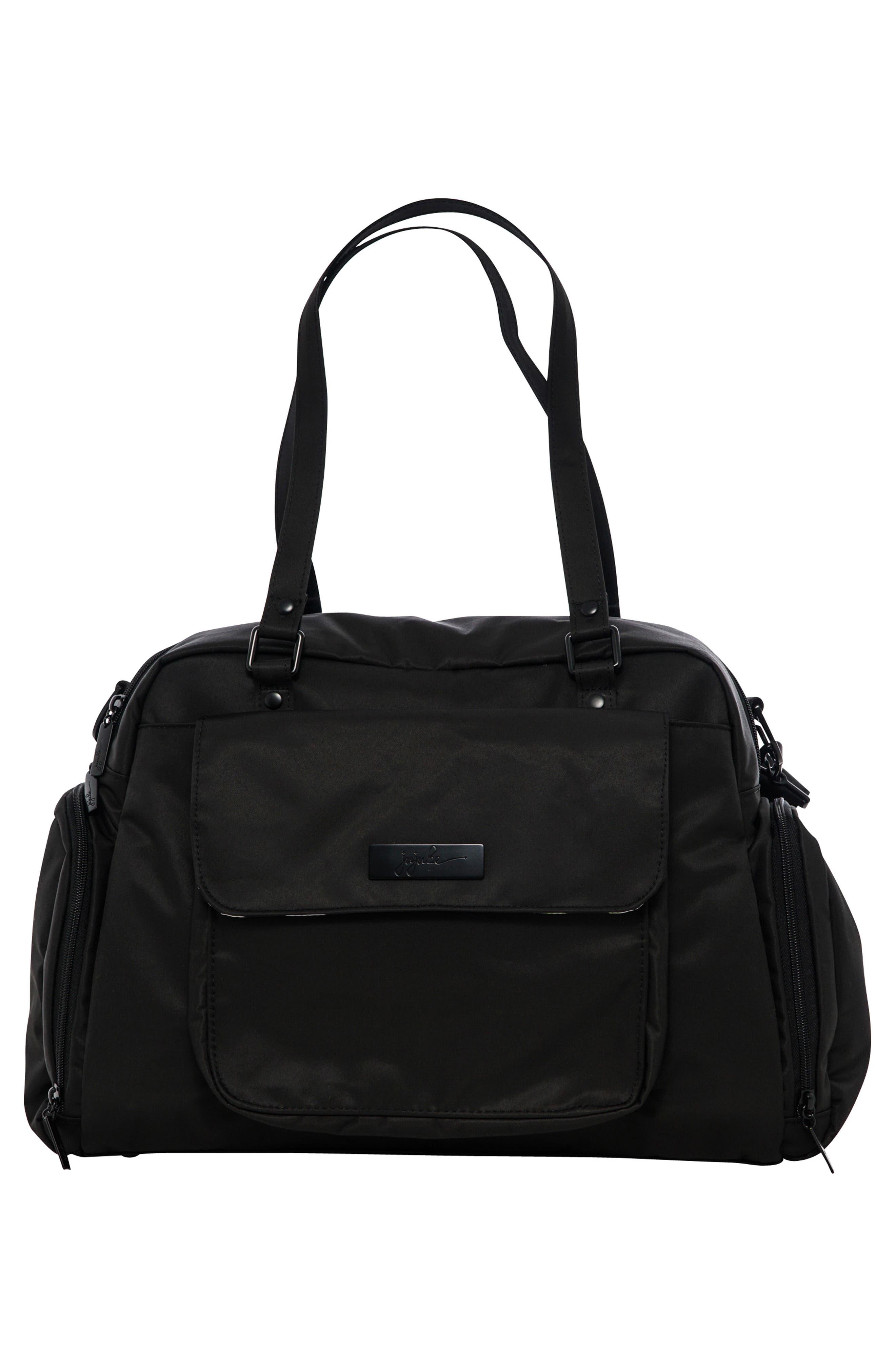 Onyx Be Pumped Bag,                             Alternate thumbnail 4, color,                             Black Out