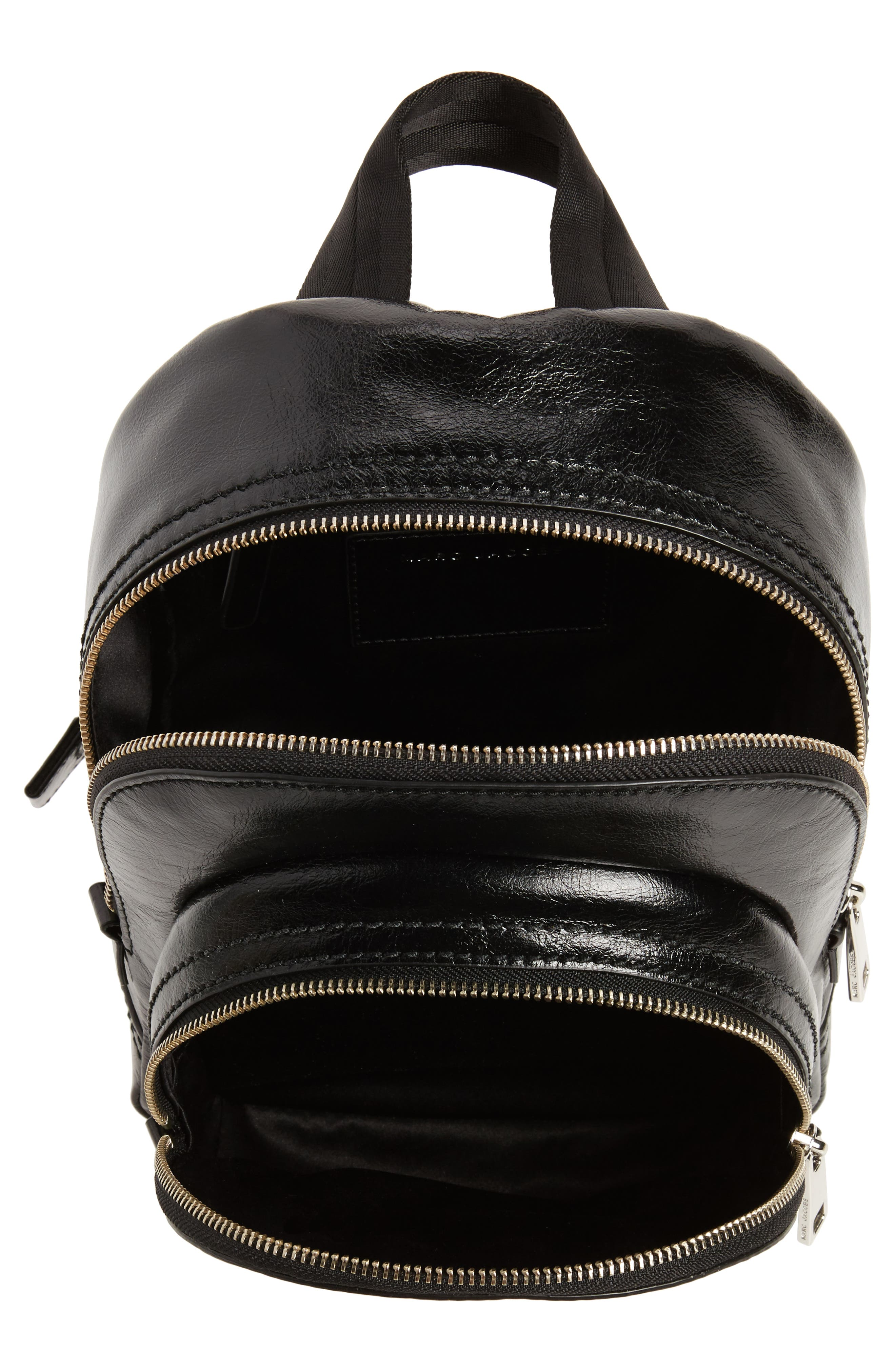 Alternate Image 4  - MARC JACOBS Mini Double Pack Leather Backpack