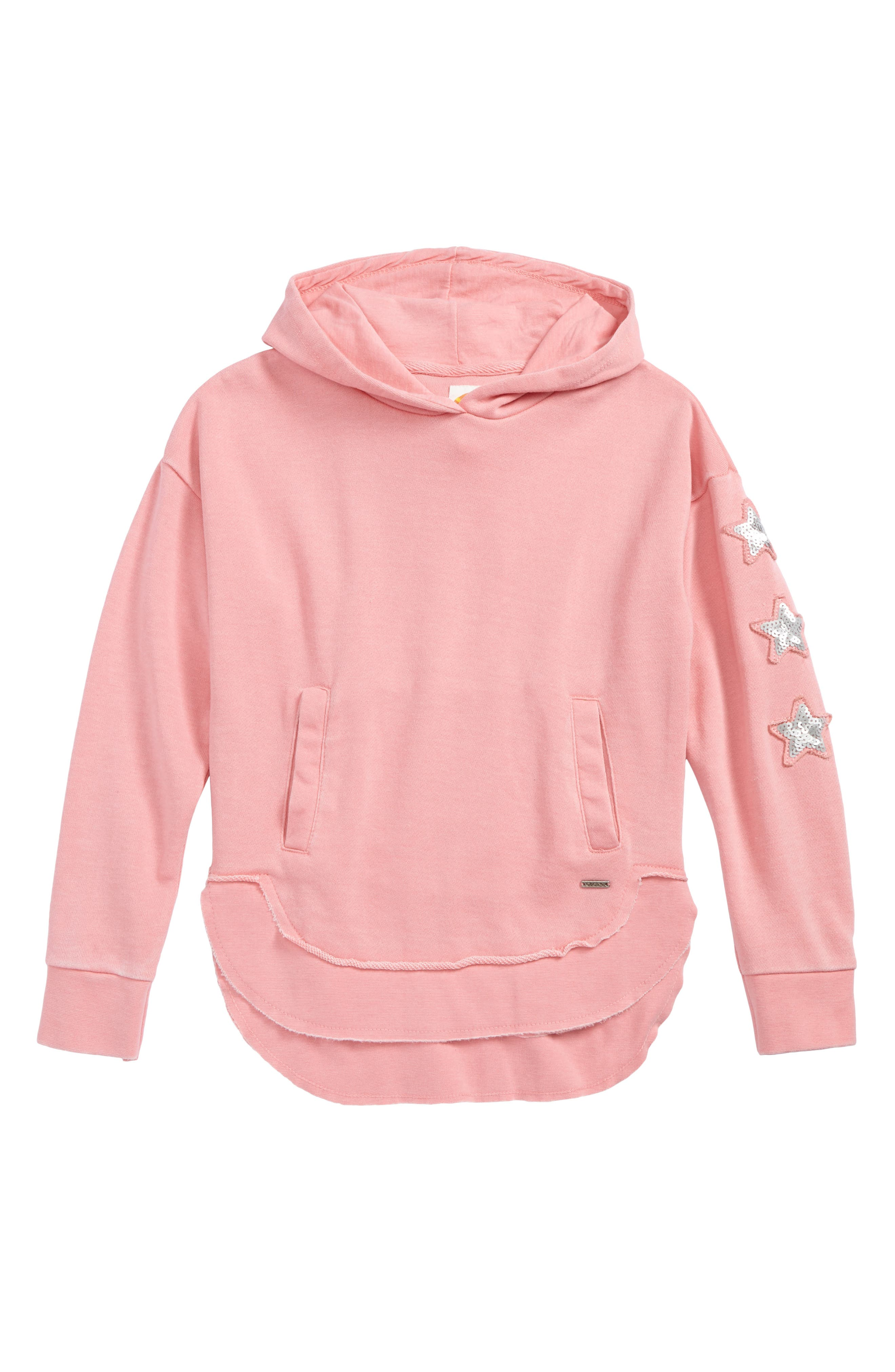 Hoodie,                             Main thumbnail 1, color,                             Conch Shell