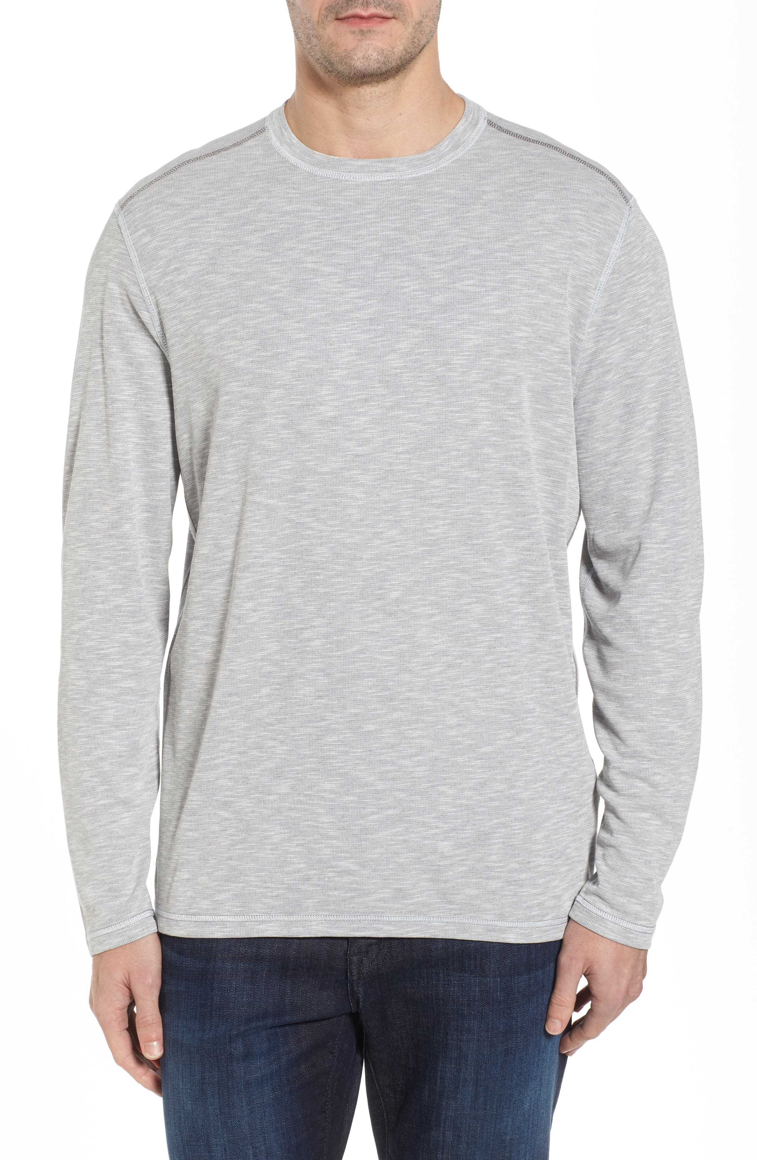 Main Image - Tommy Bahama Flip Tide Long Sleeve T-Shirt