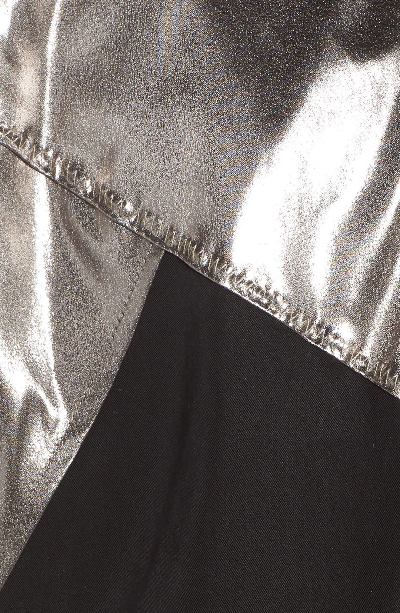 Daze Jacket,                             Alternate thumbnail 6, color,                             Platinum