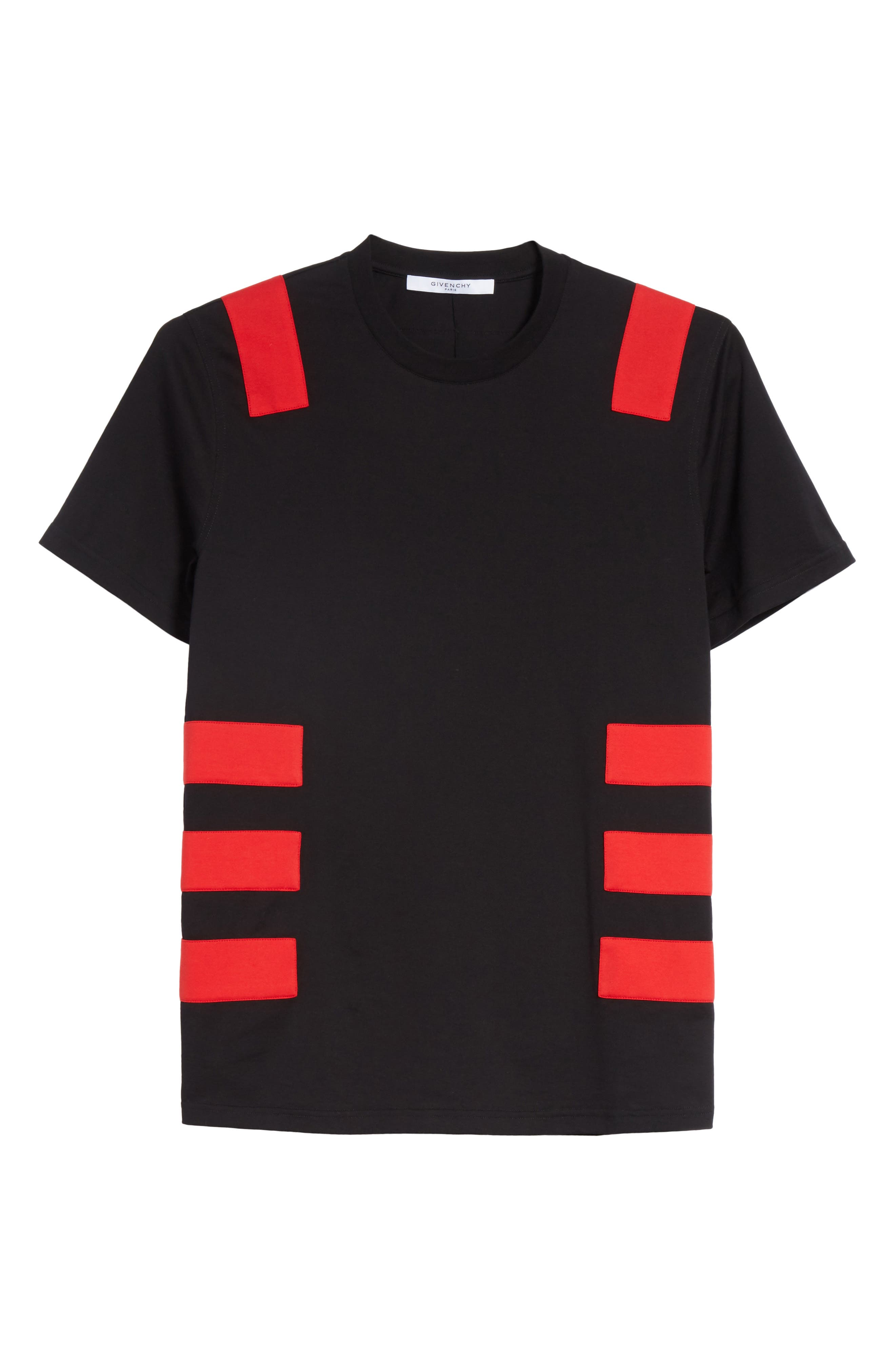 Band T-Shirt,                             Alternate thumbnail 6, color,                             Black