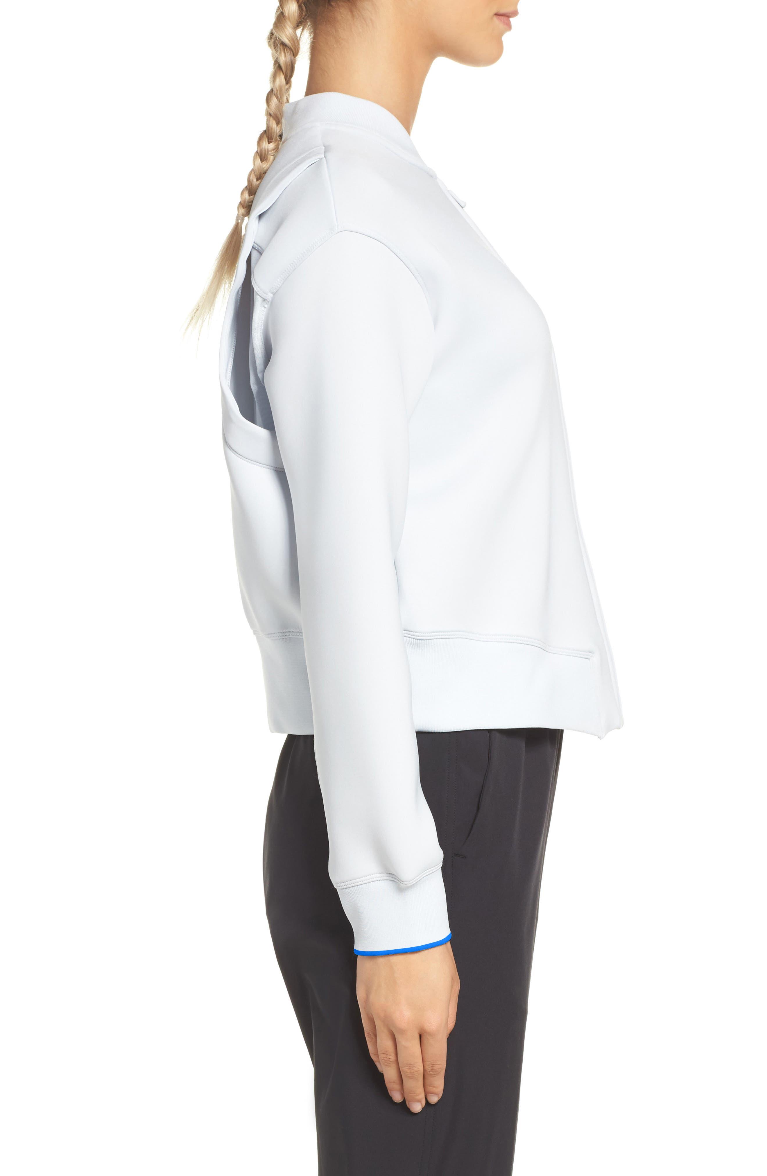 Alternate Image 4  - Nike Therma Sphere Max Training Jacket