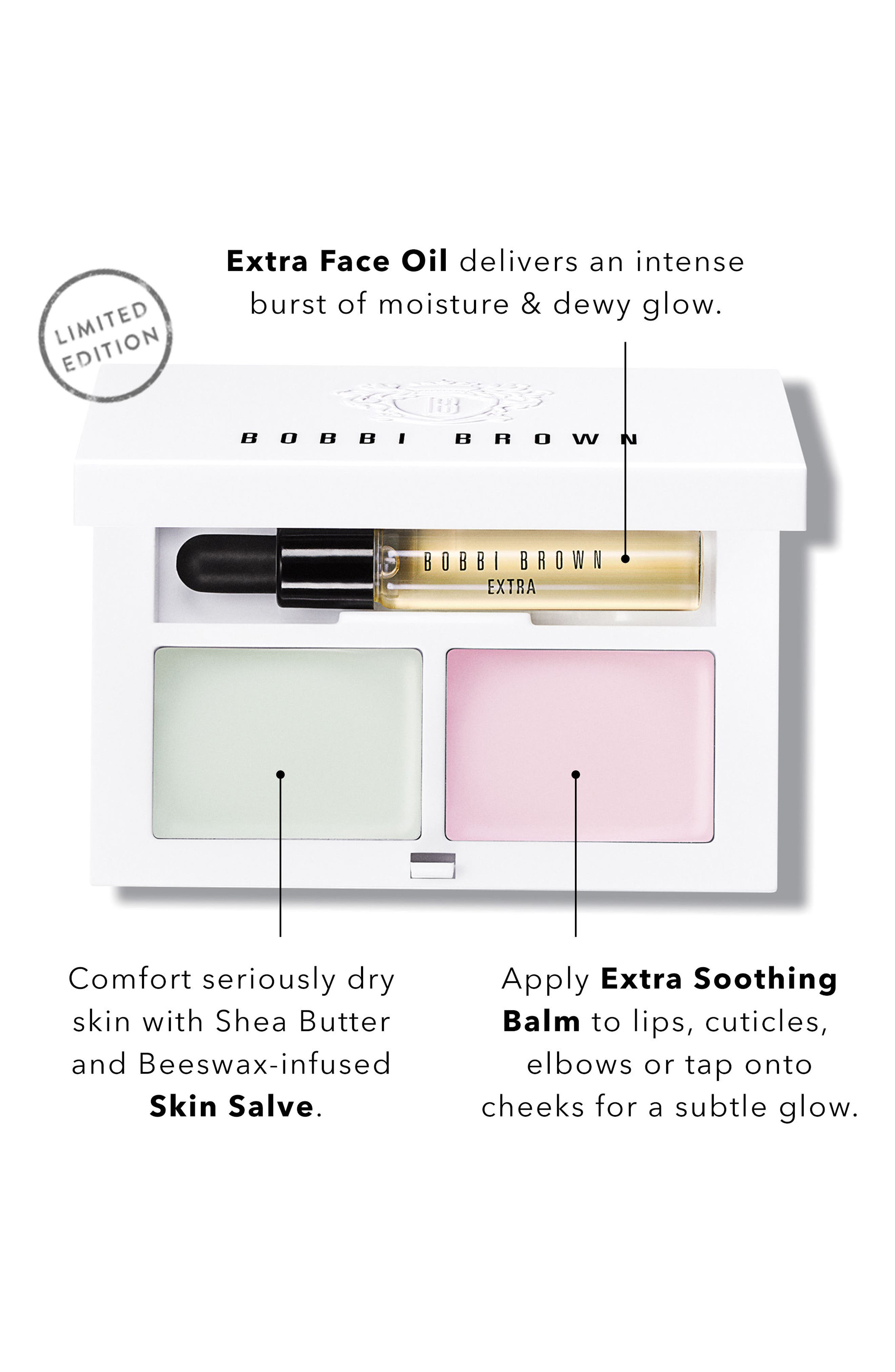 Extra Glow Skin Care Palette,                             Alternate thumbnail 2, color,                             No Color