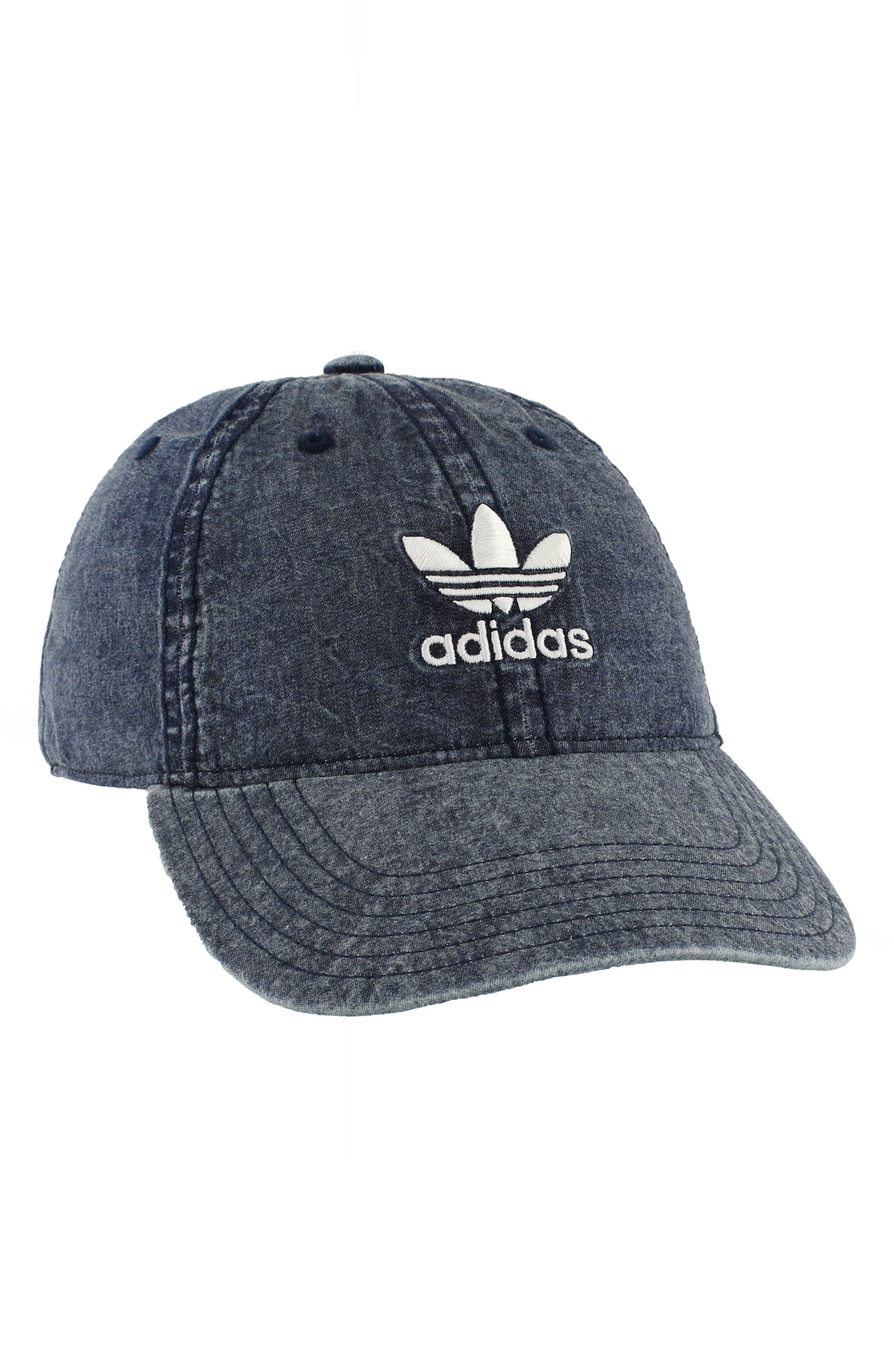 adidas Originals Relaxed Strap-Back Cap