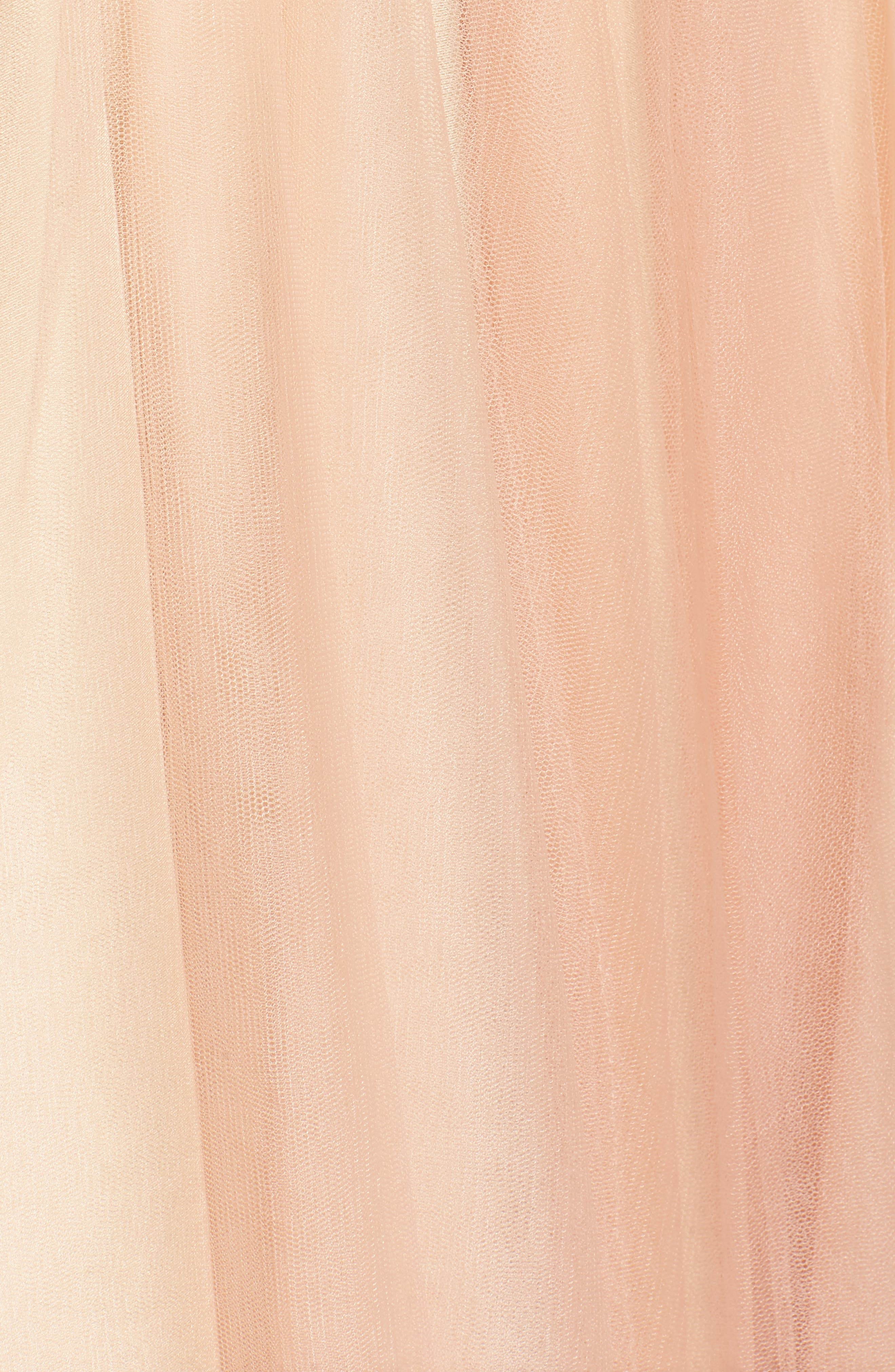 Alternate Image 5  - Mac Duggal Cutout Beaded Bodice Ballgown