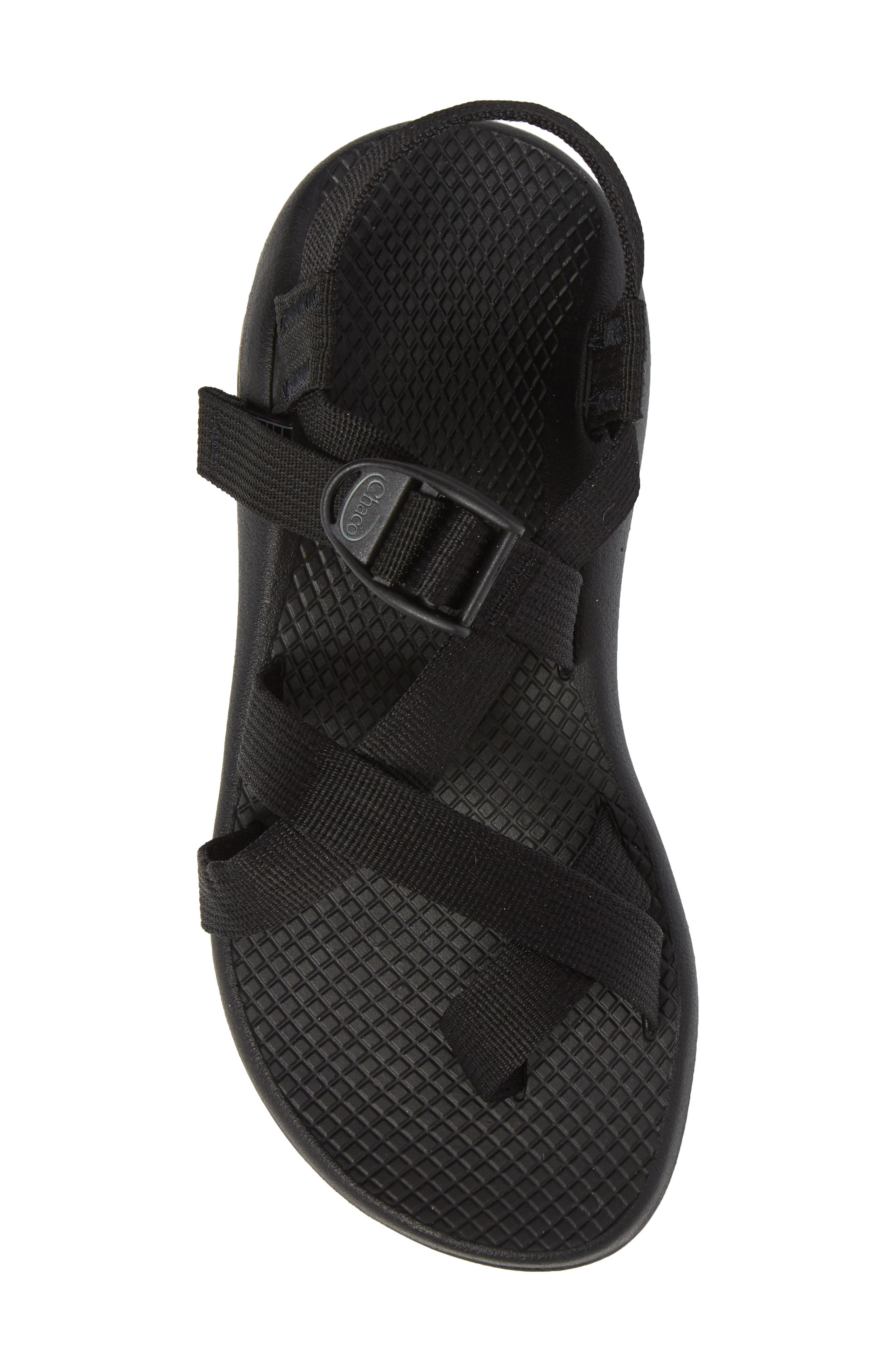 Z/2 Classic Sport Sandal,                             Alternate thumbnail 5, color,                             Black