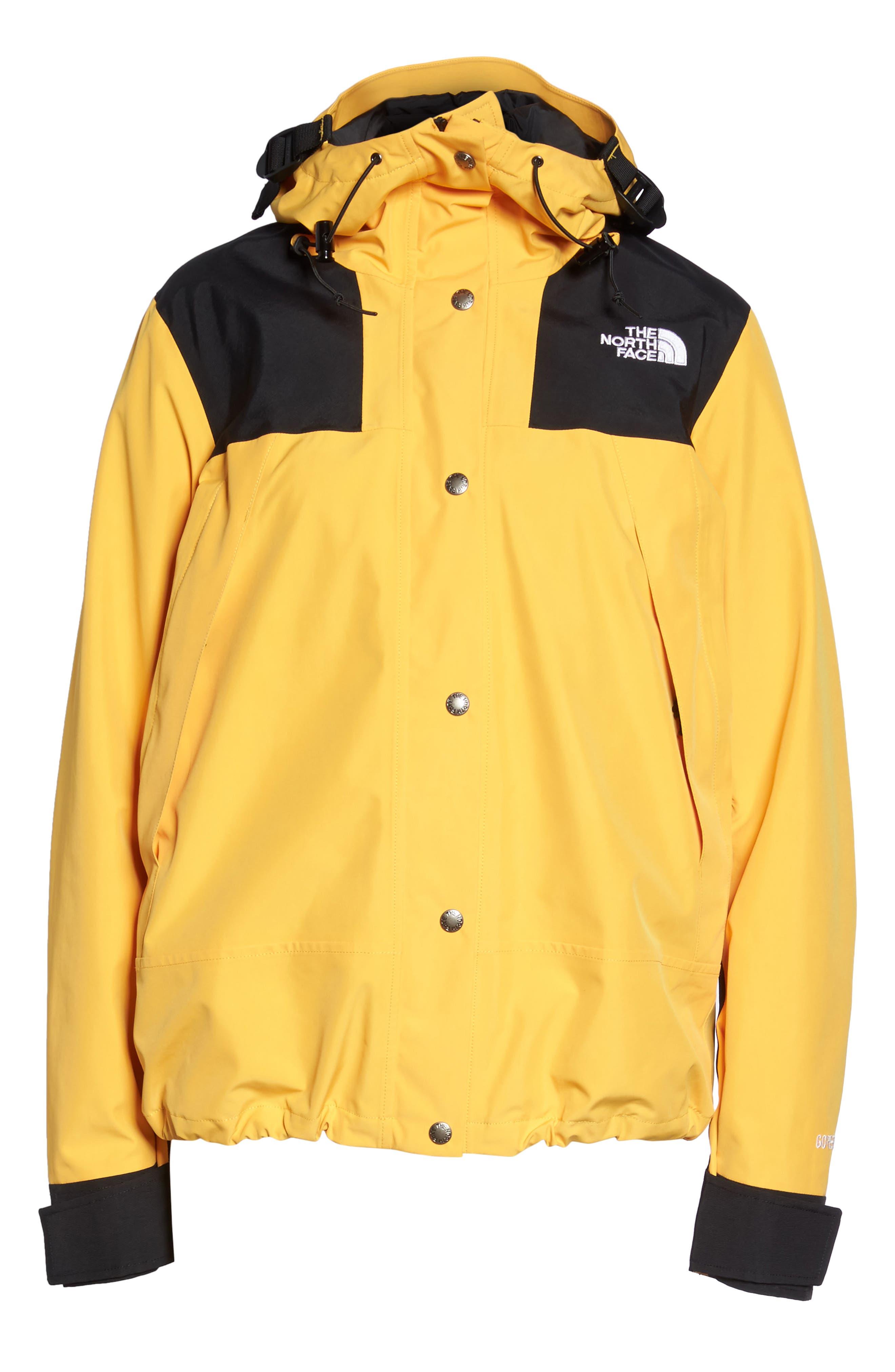1990 Mountain Jacket,                             Alternate thumbnail 7, color,                             Tnf Yellow