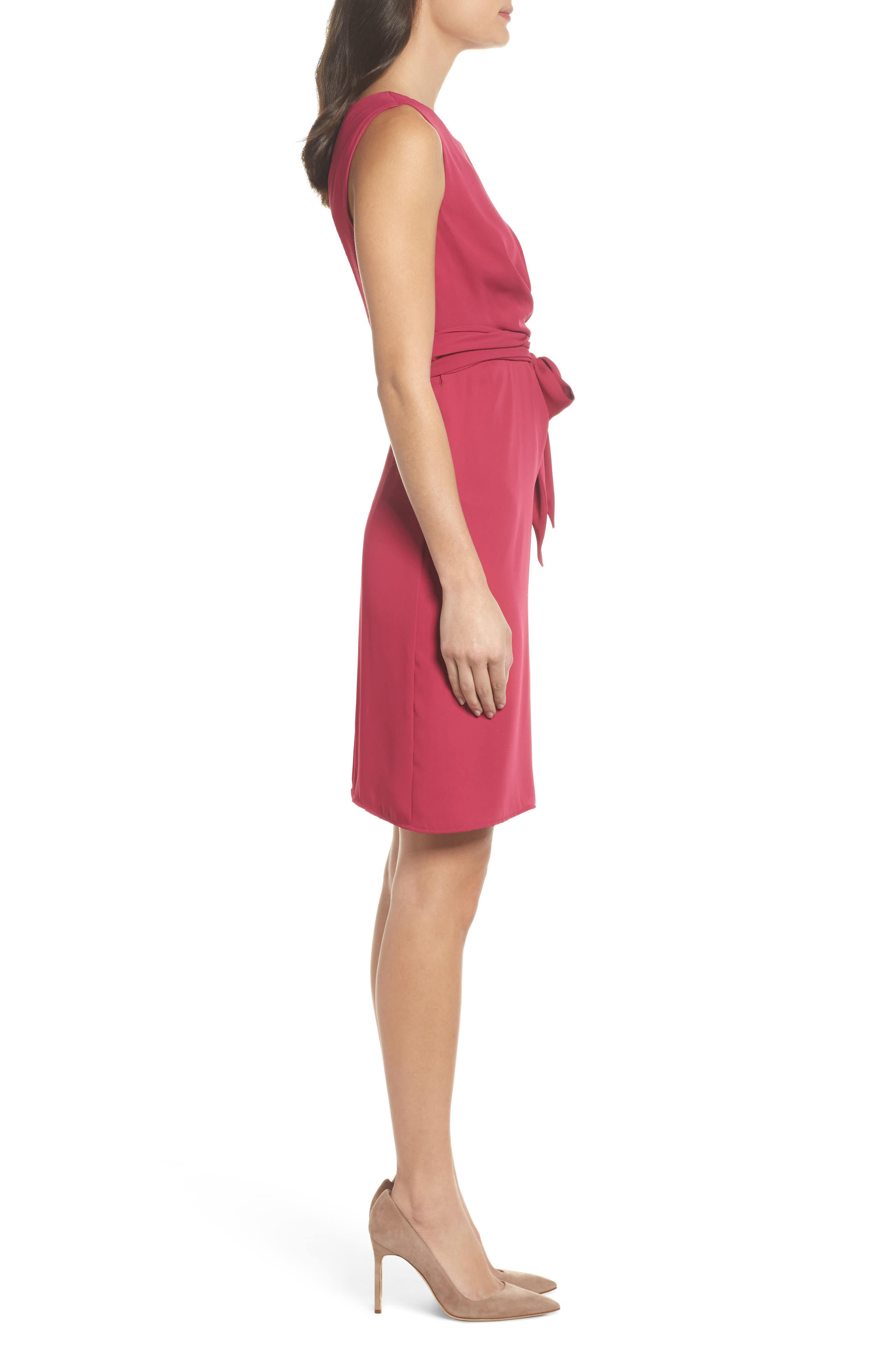 Alternate Image 3  - 19 Cooper Tie Front Sheath Dress