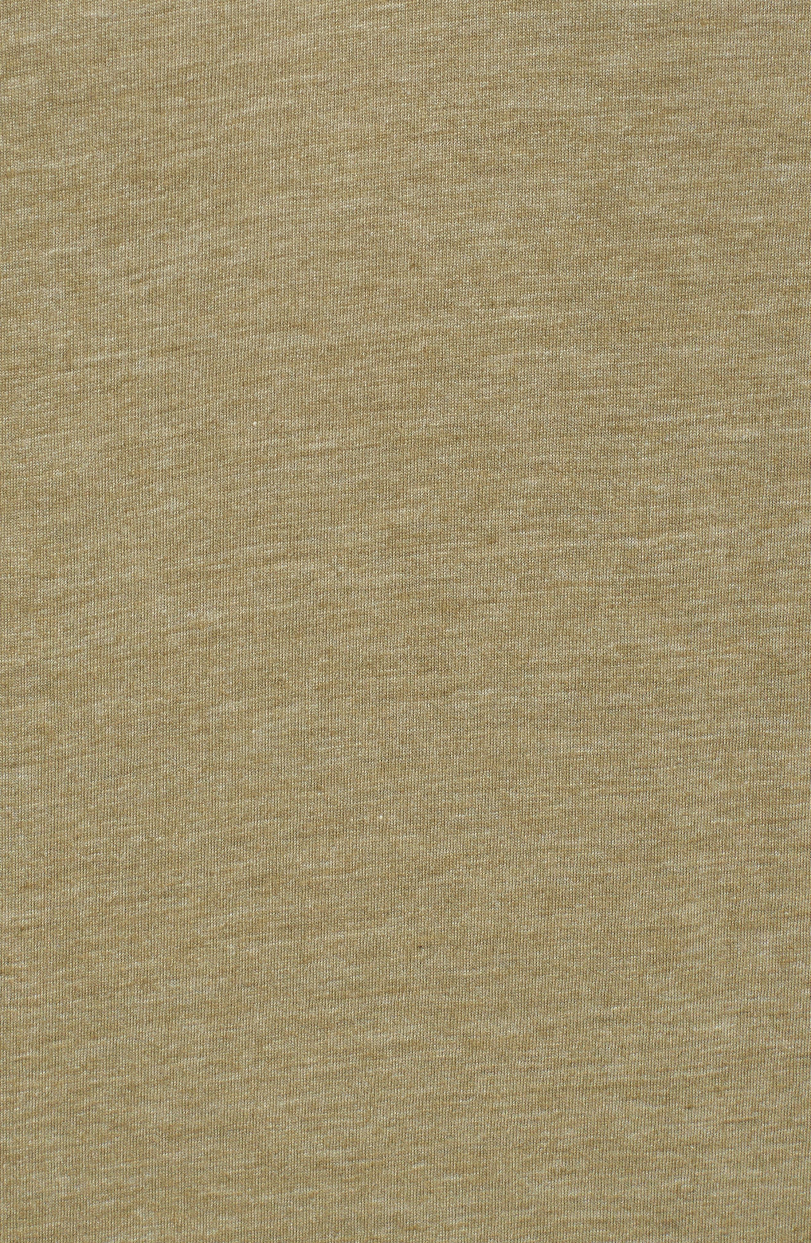 Alternate Image 5  - Goodlife Scallop Triblend V-Neck T-Shirt