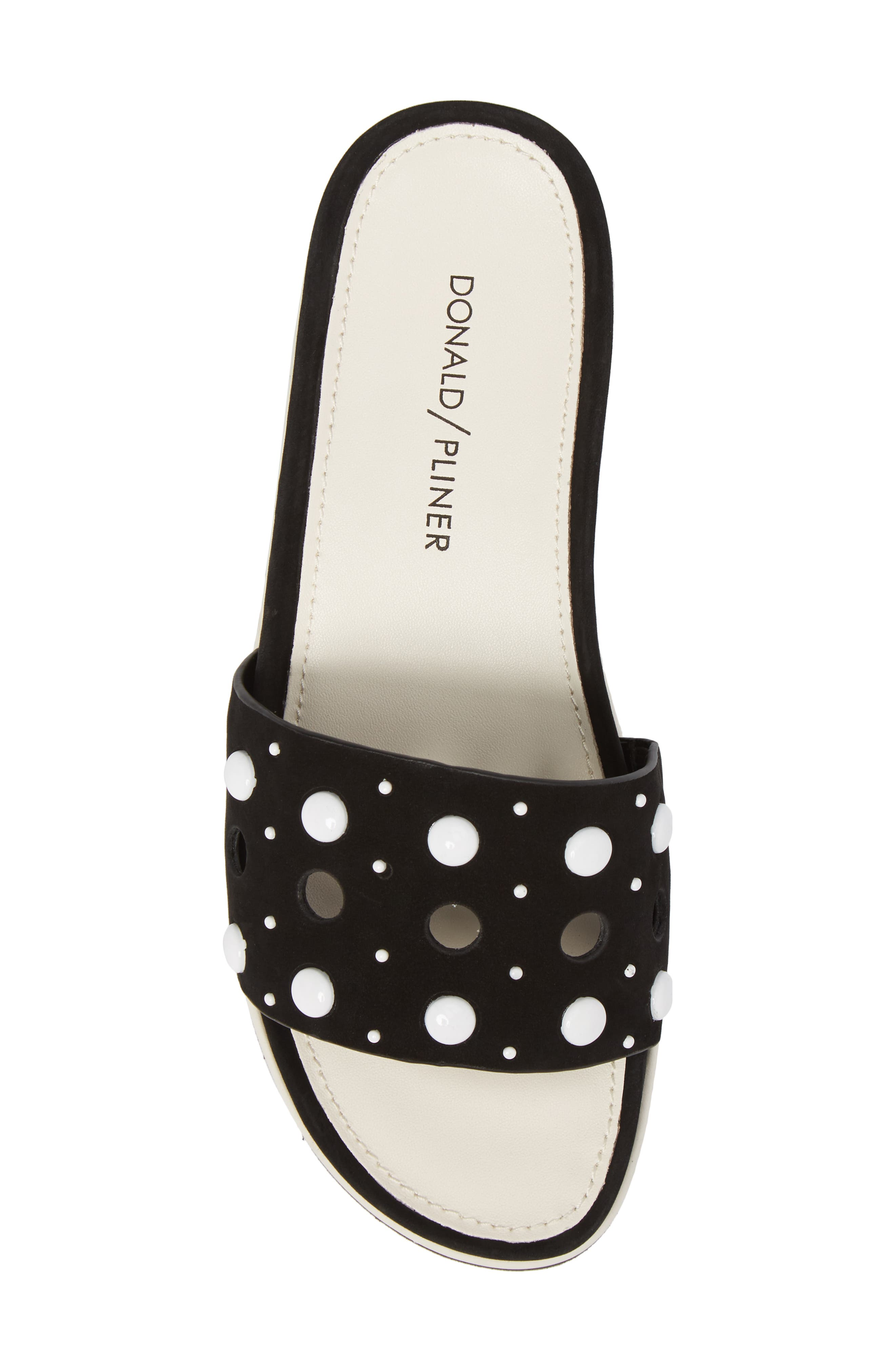 Alternate Image 5  - Donald J Pliner 'Cava' Slide Sandal (Women)