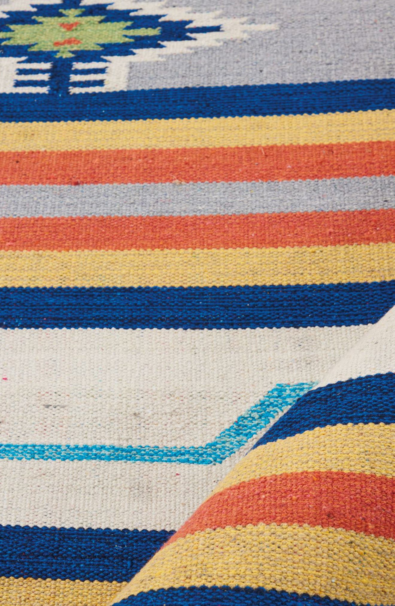Baja Rug,                             Alternate thumbnail 2, color,                             Ivory