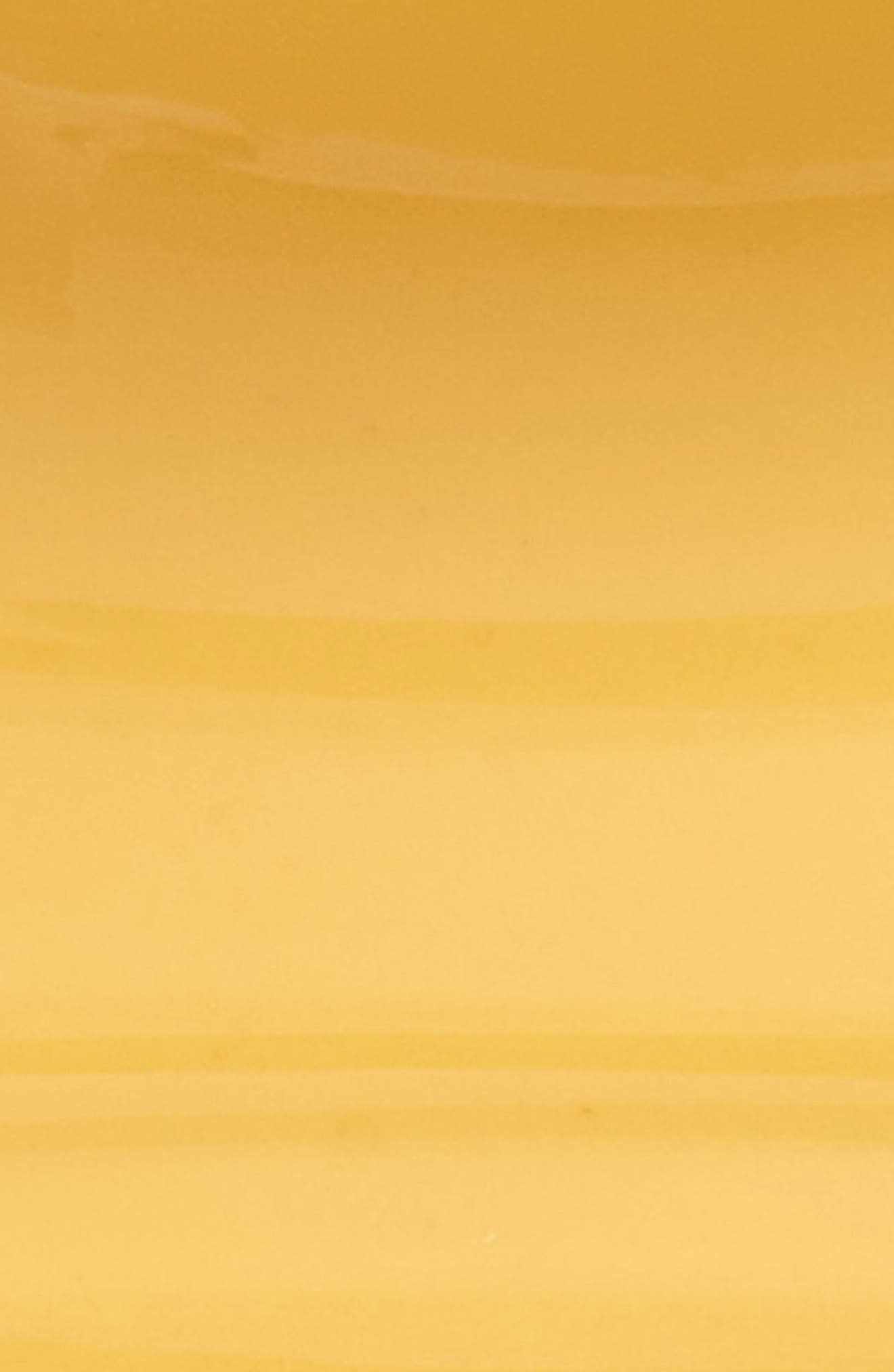 Vendome Hair Clip,                             Alternate thumbnail 3, color,                             Yellow