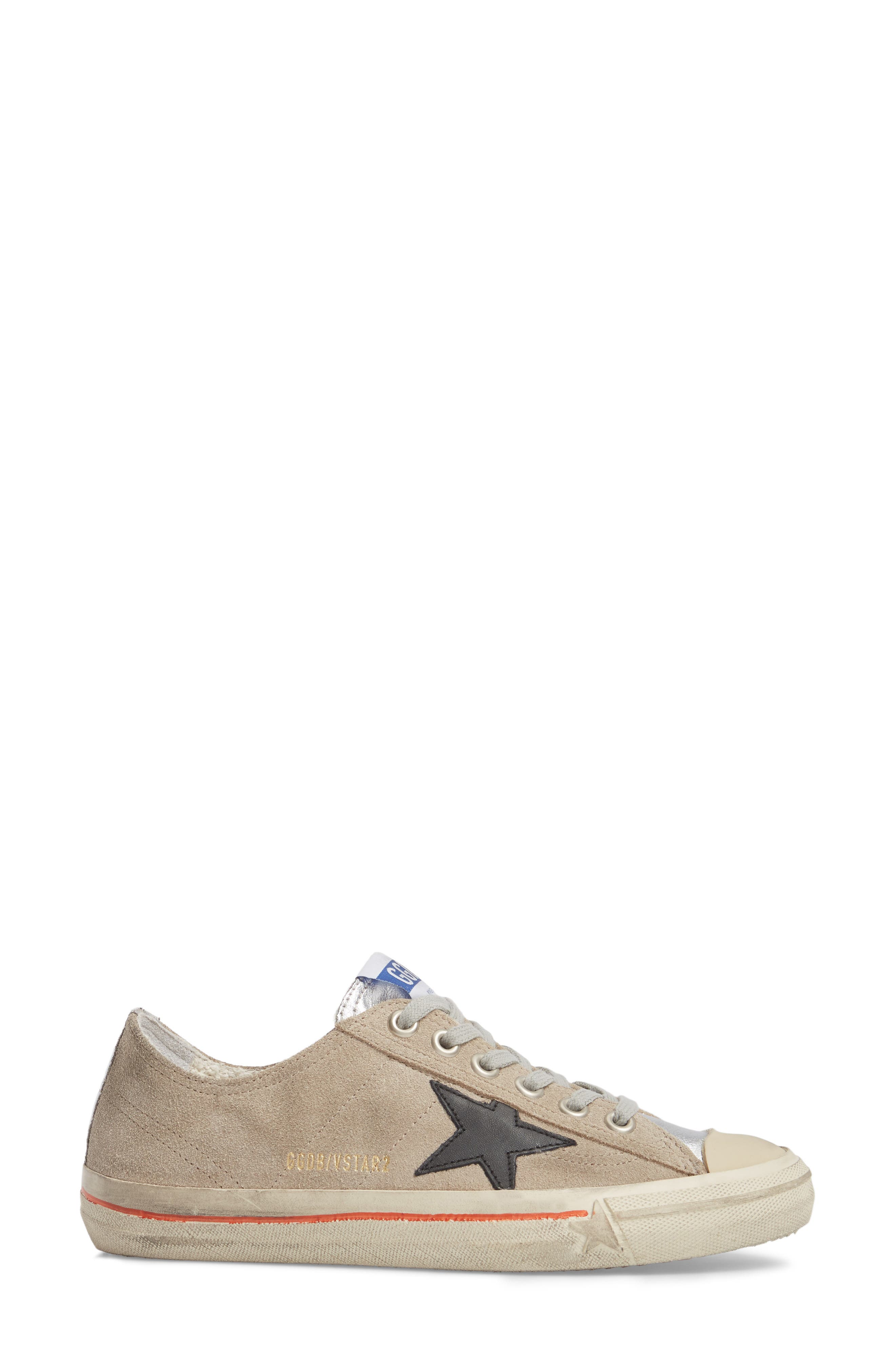 Alternate Image 3  - Golden Goose V-Star 2 Low Top Sneaker (Women)