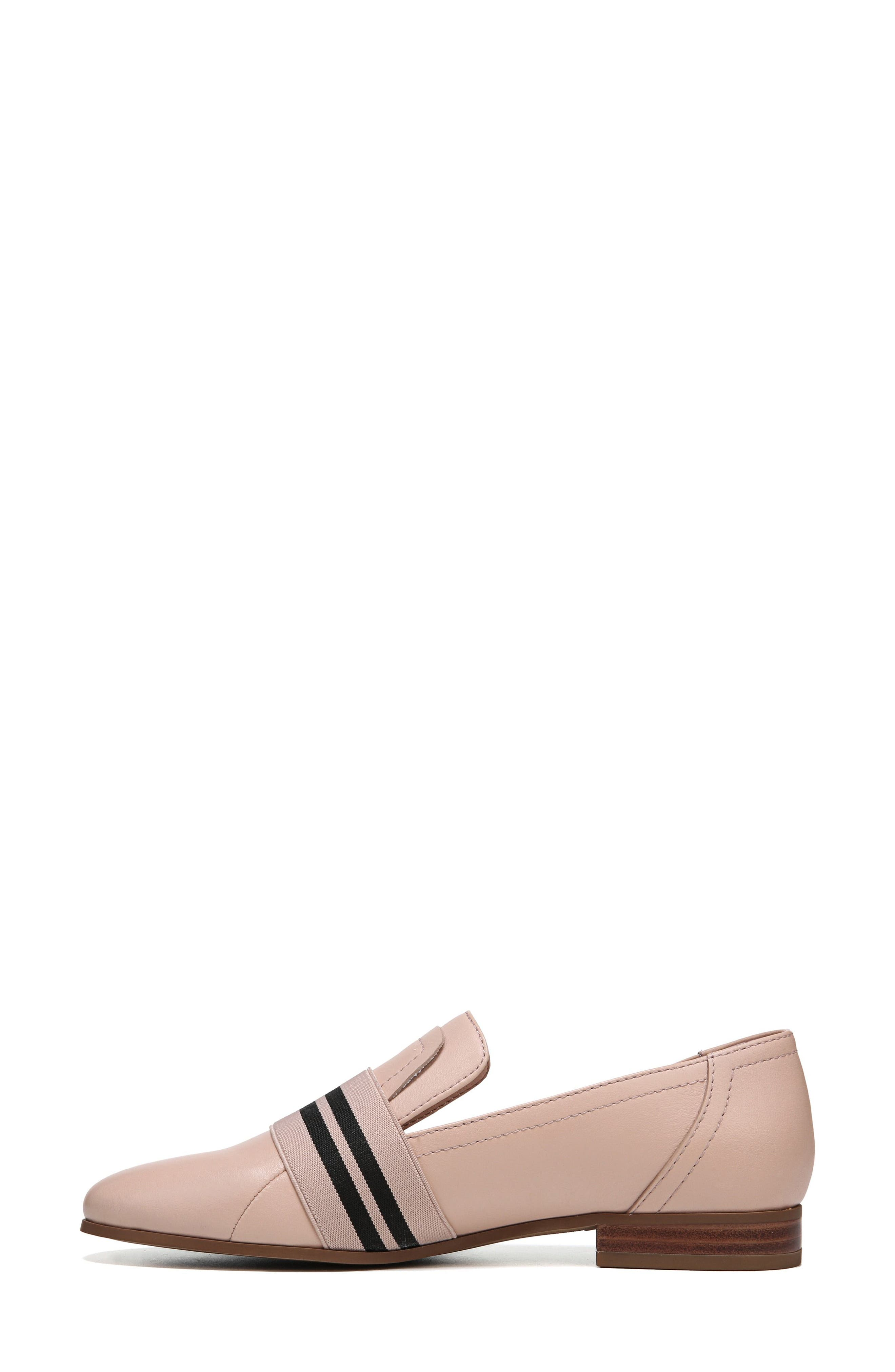 Odyssey Loafer,                             Alternate thumbnail 4, color,                             Blush Leather