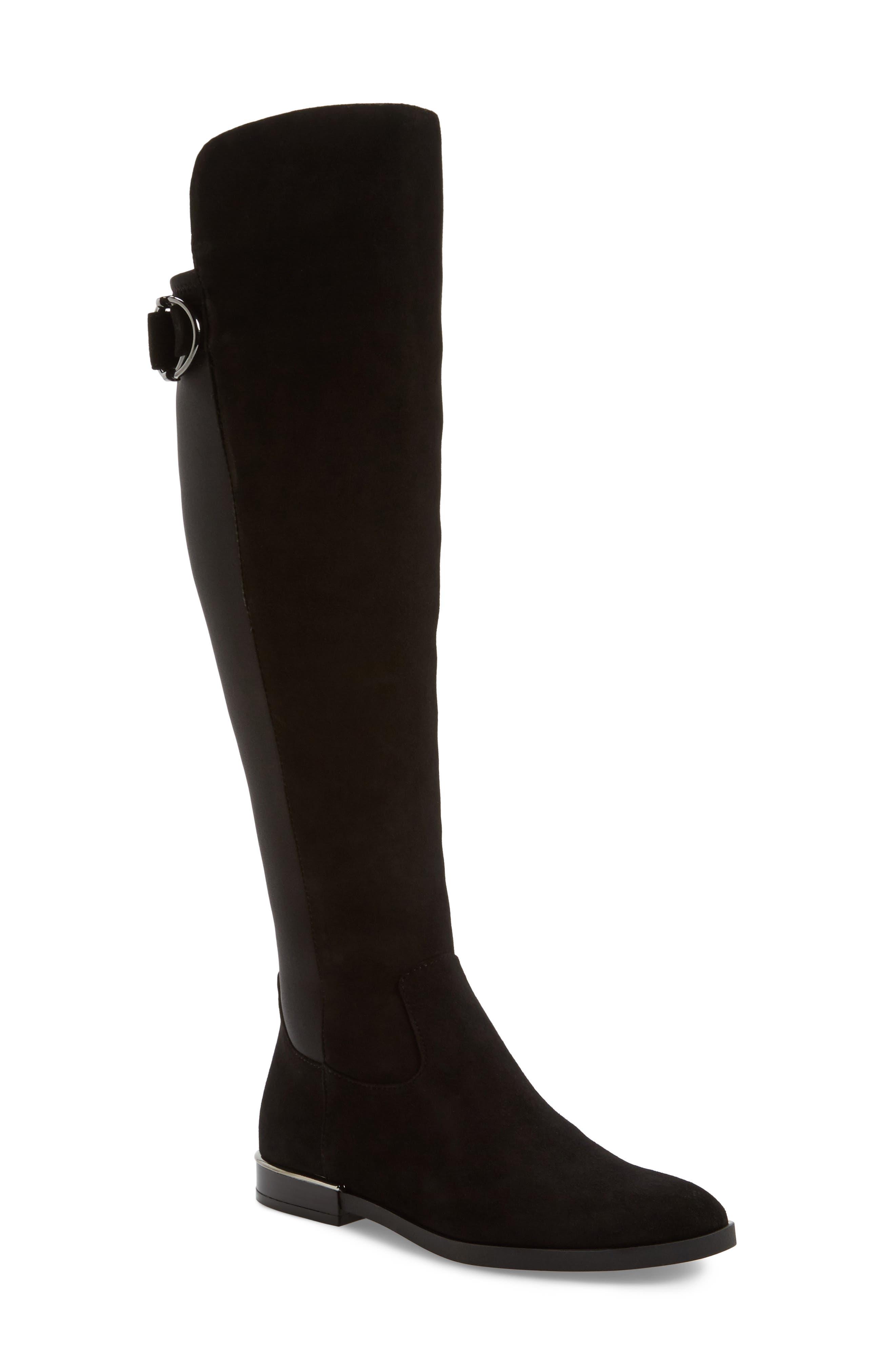 Main Image - Calvin Klein Priscila Over the Knee Boot (Women)