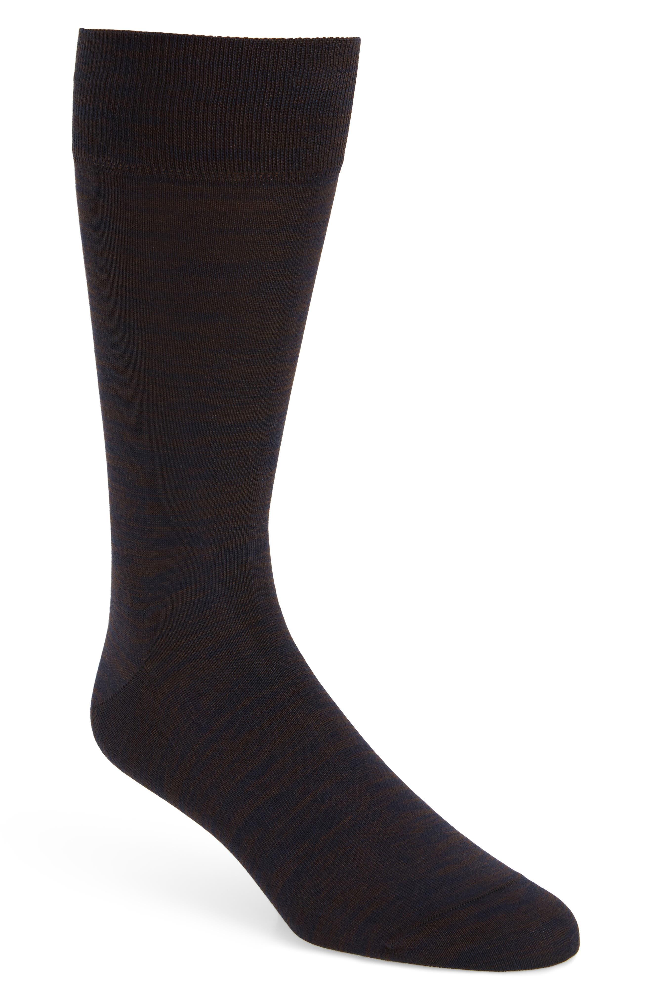 Bugatchi Solid Socks