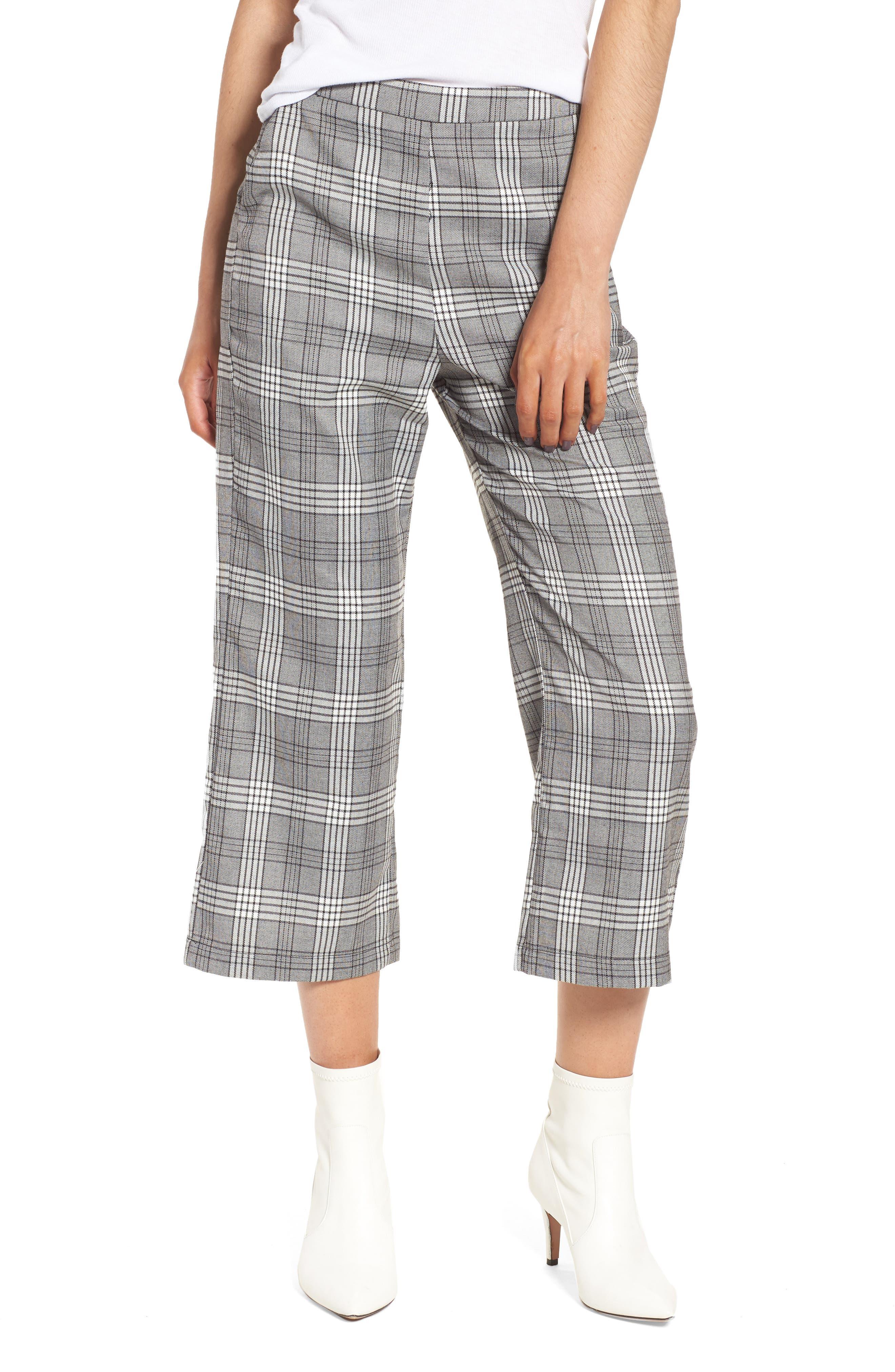Slater Crop Pants,                         Main,                         color, Mcgregor