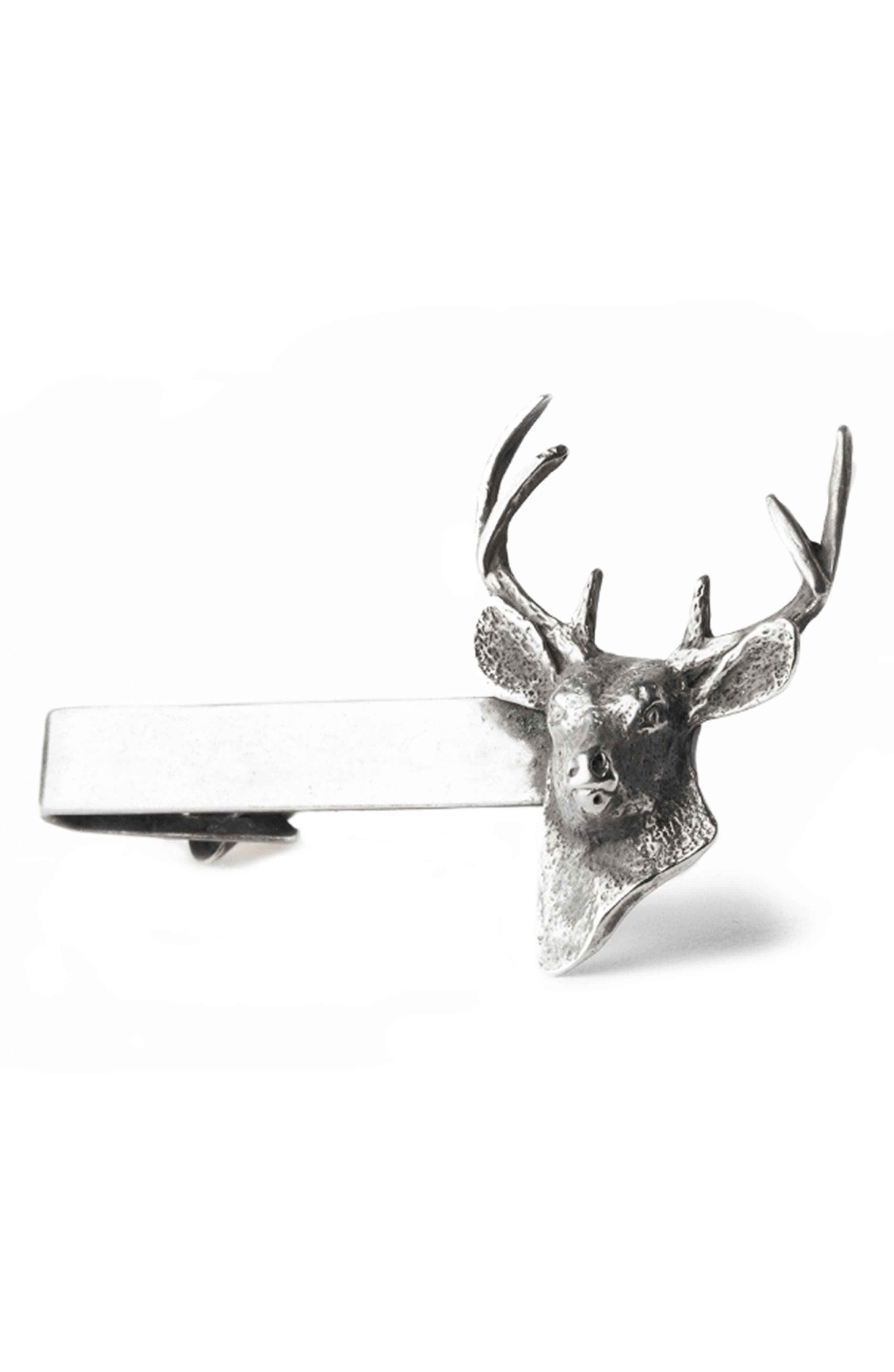 TITLE OF WORK Stagg Sterling Silver Tie Bar