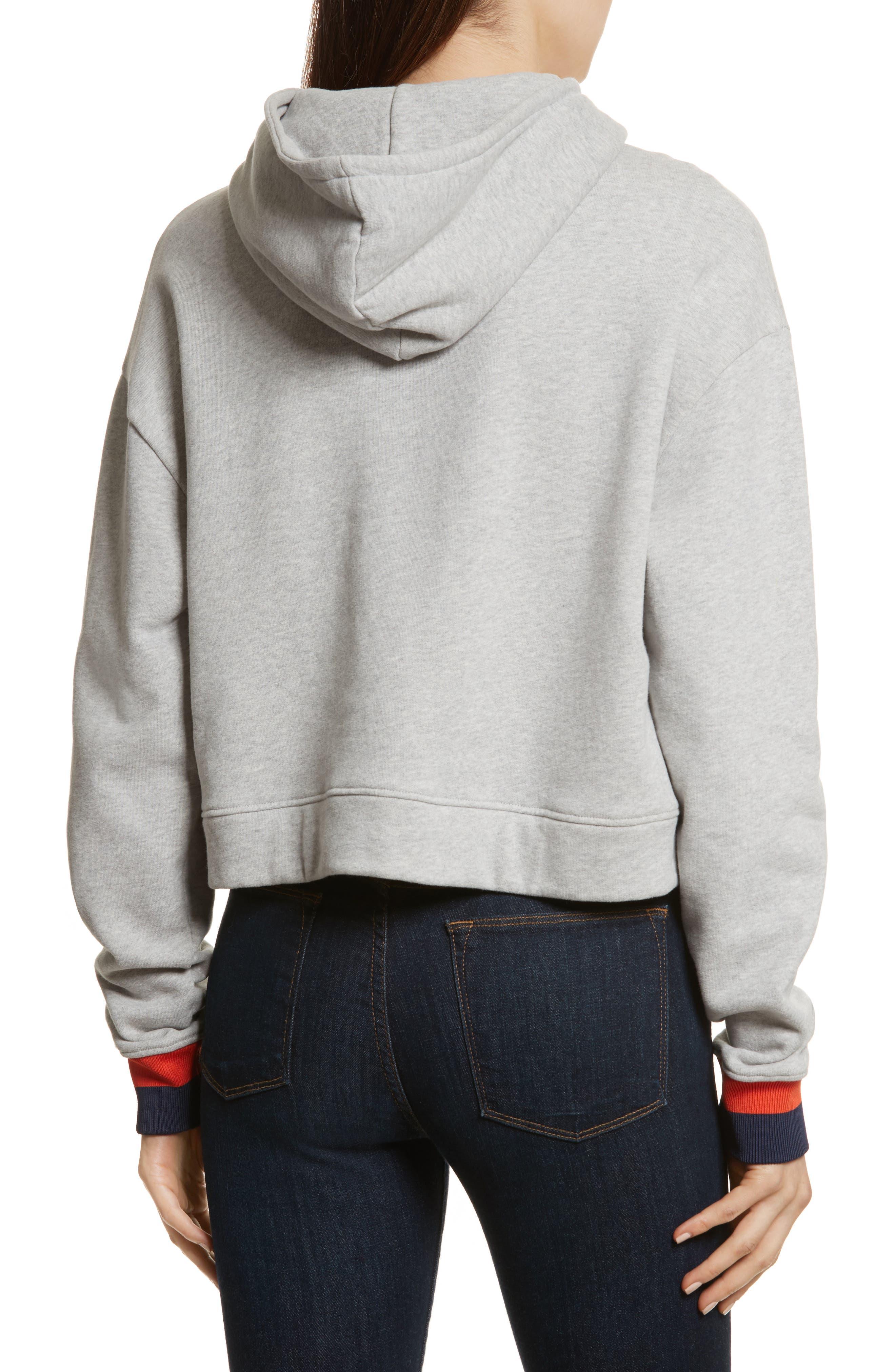 Alternate Image 2  - Kule The Crosby Hooded Sweatshirt