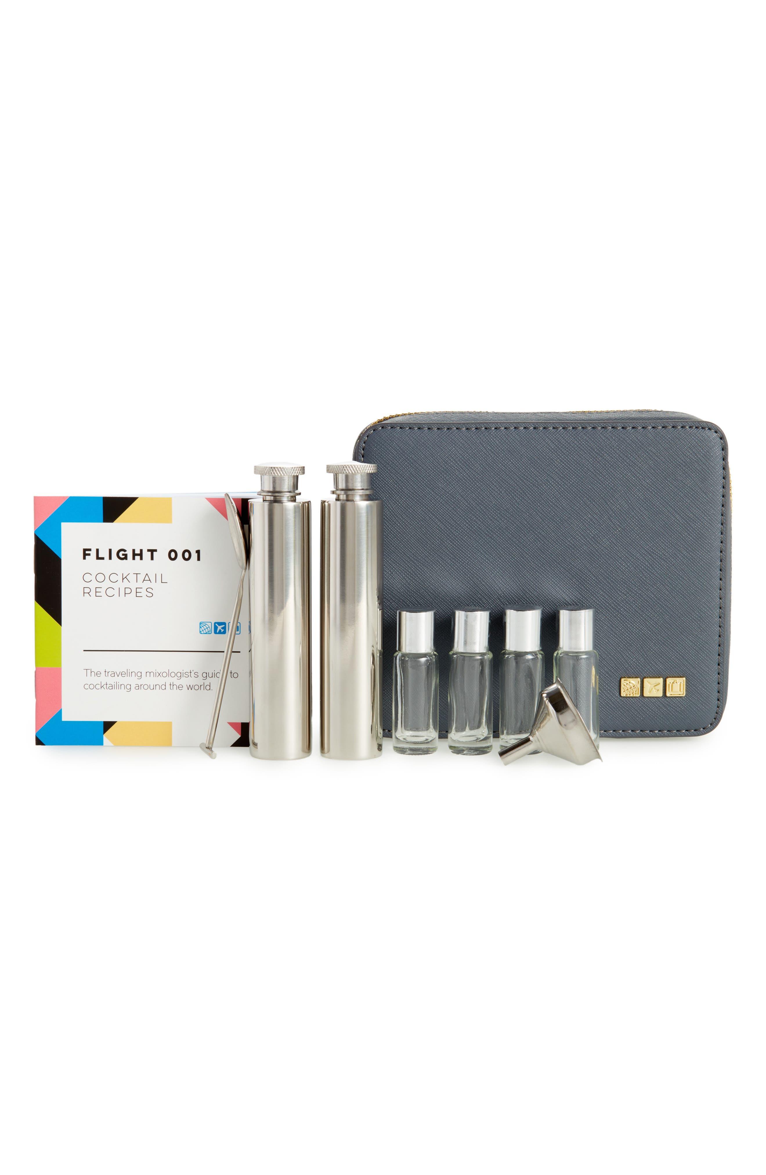 Mini Bar Kit,                         Main,                         color, Charcoal