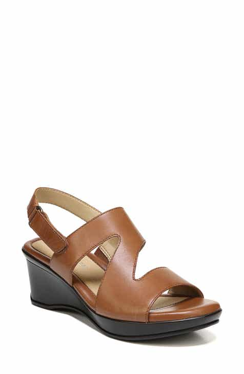 cc9ff18aaad Naturalizer Valerie Wedge Sandal (Women)