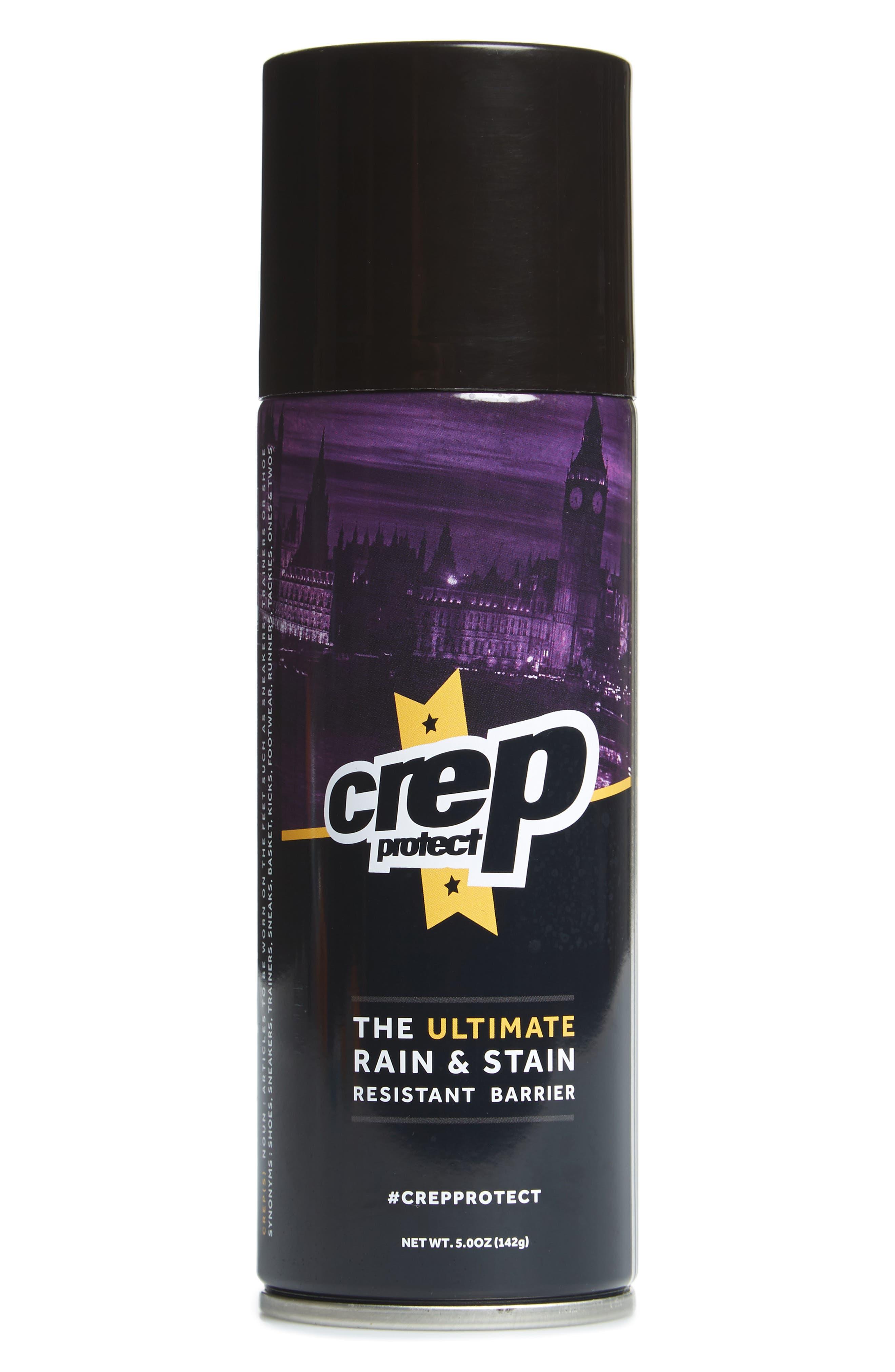 Crep Protect Rain & Stain Shoe Spray