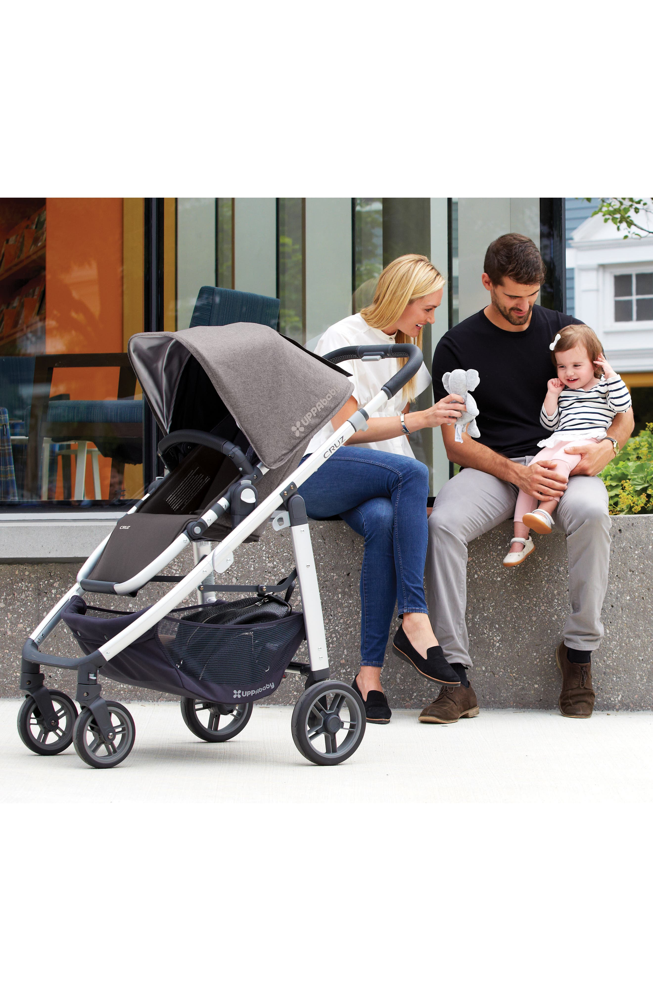 Alternate Image 7  - UPPAbaby 2018 CRUZ Aluminum Frame Stroller