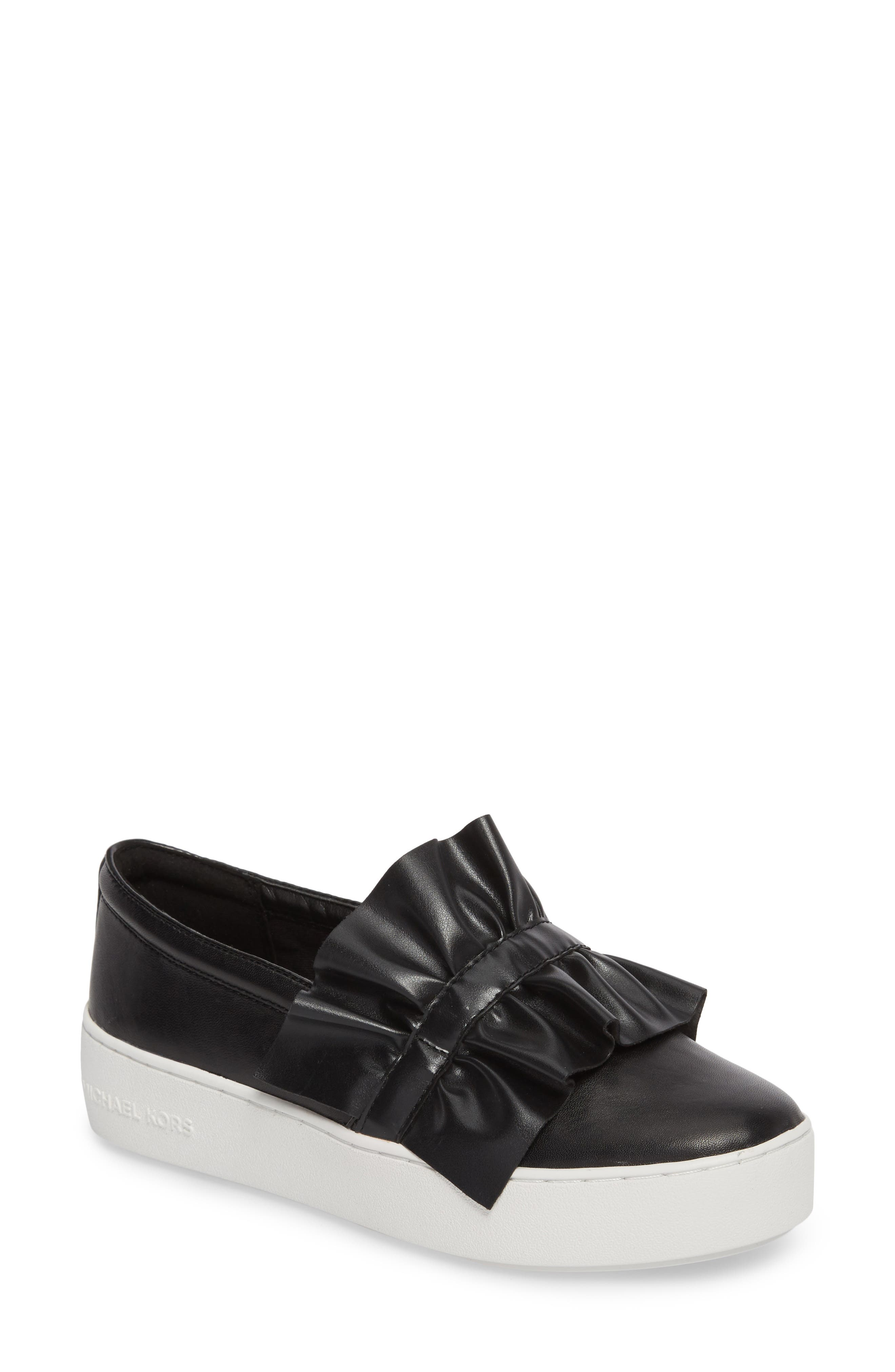 Alternate Image 1 Selected - MICHAEL Michael Kors Bella Slip-On Sneaker (Women)