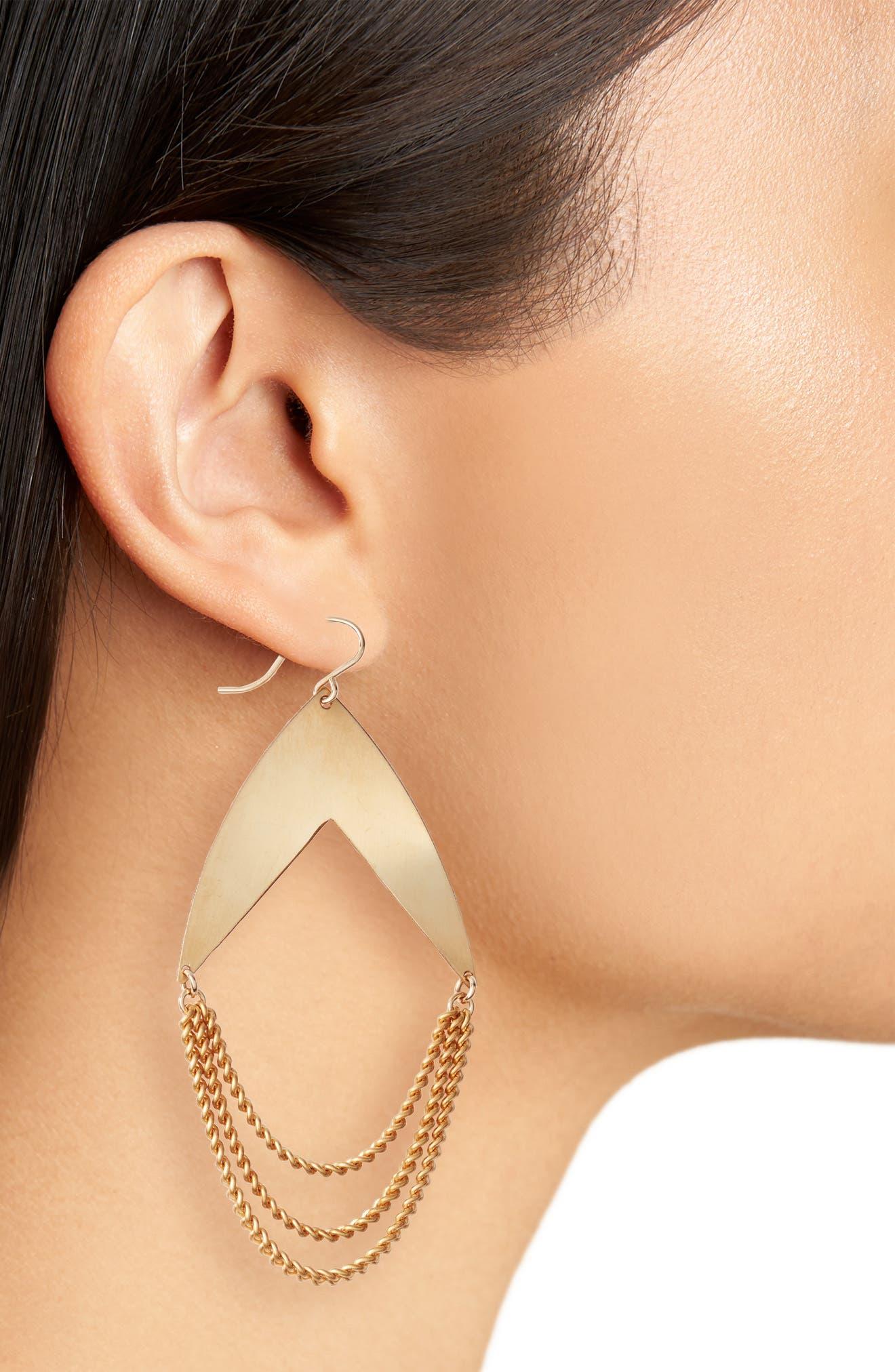 Alternate Image 2  - Nashelle Dusk Soul Earrings