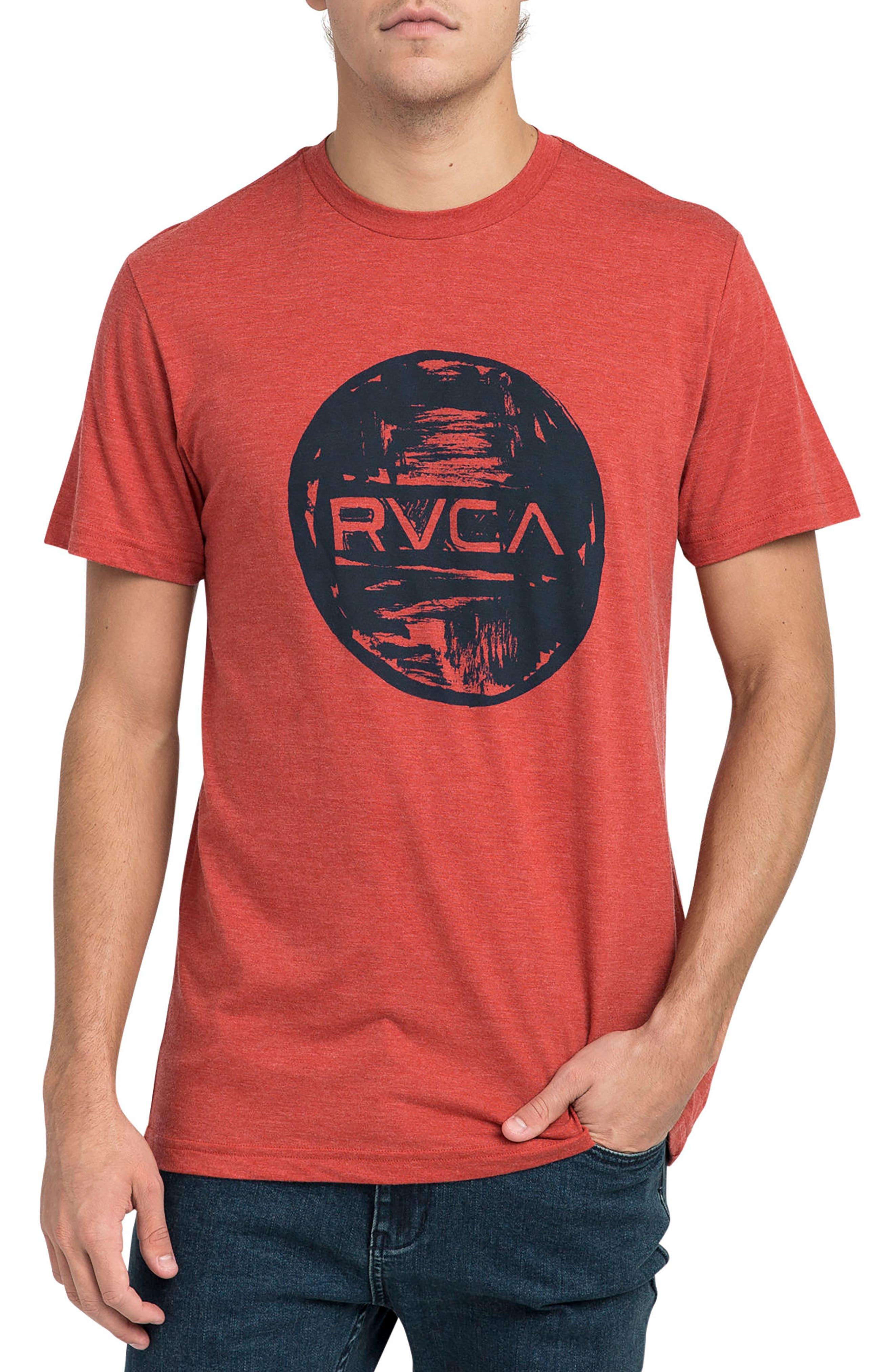 Motors Inc Logo Graphic T-Shirt,                             Main thumbnail 1, color,                             Pompei Red