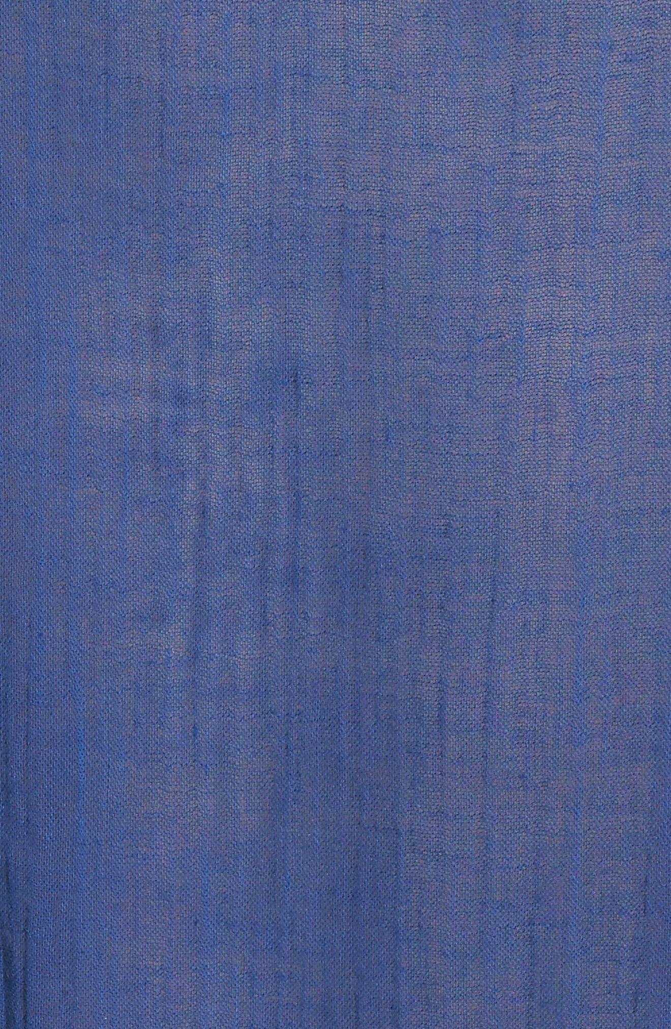 Alternate Image 5  - Seafolly 'Amnesia' Cotton Gauze Cover-Up Caftan