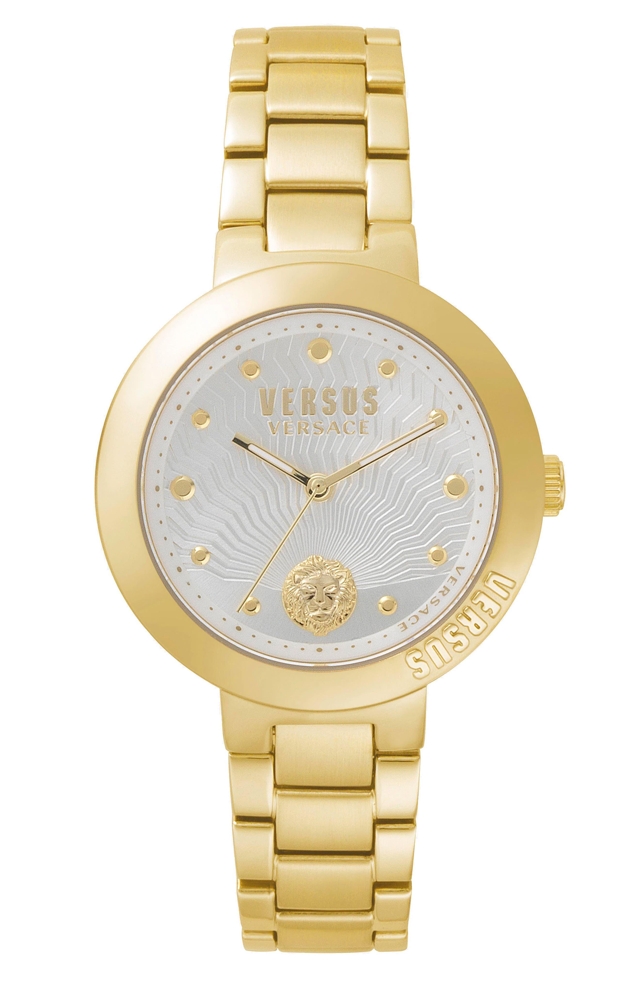 Alternate Image 1 Selected - VERSUS by Versace Lantau Island Bracelet Watch, 36mm