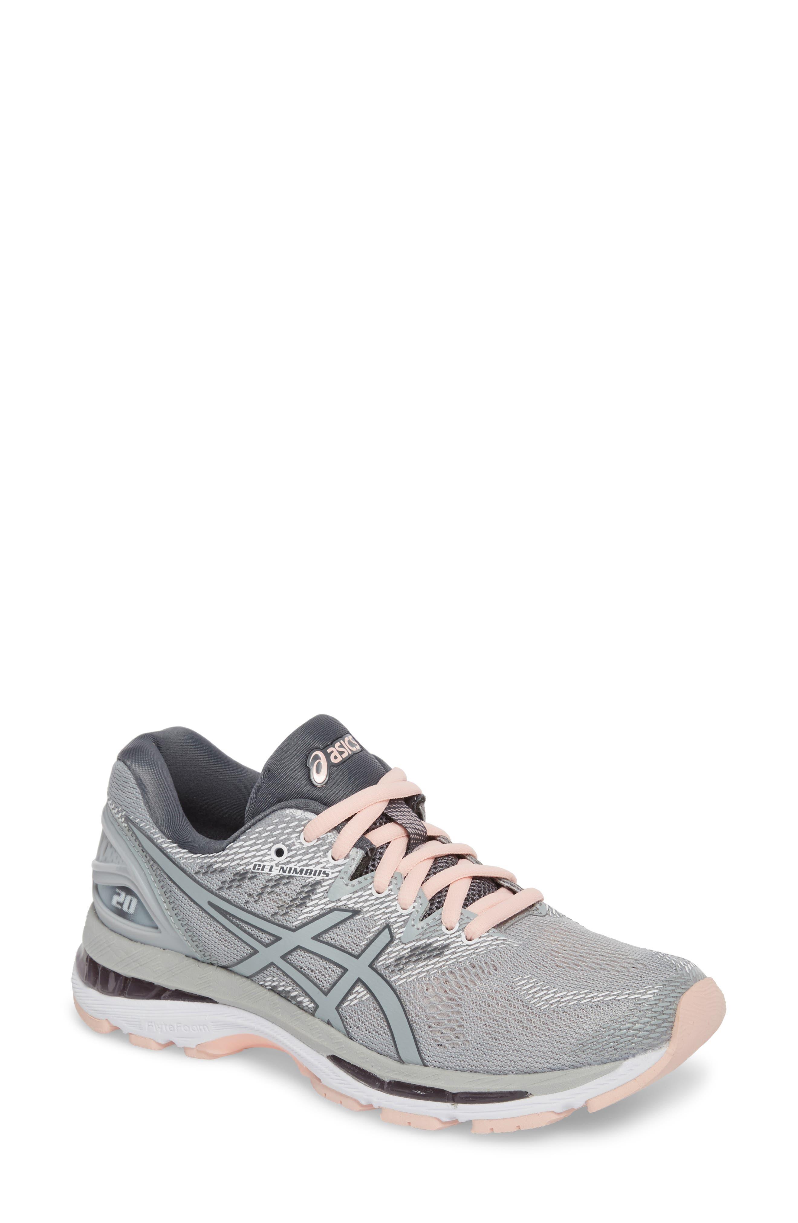 Alternate Image 1 Selected - ASICS® GEL®-Nimbus 20 Running Shoe (Women)