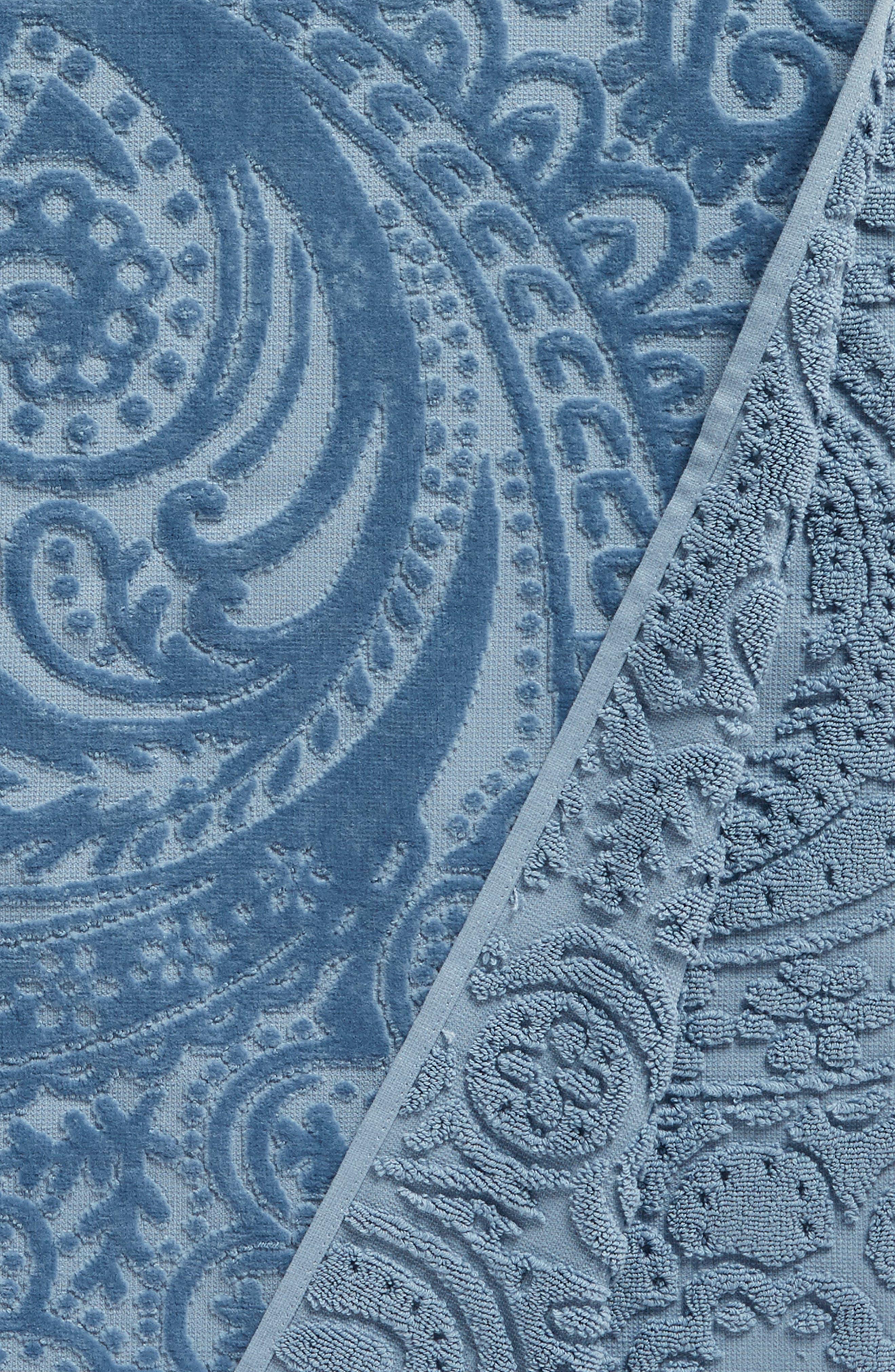 Alternate Image 2  - Nordstrom at Home Elisa Turkish Cotton Bath Towel (2 for $49)