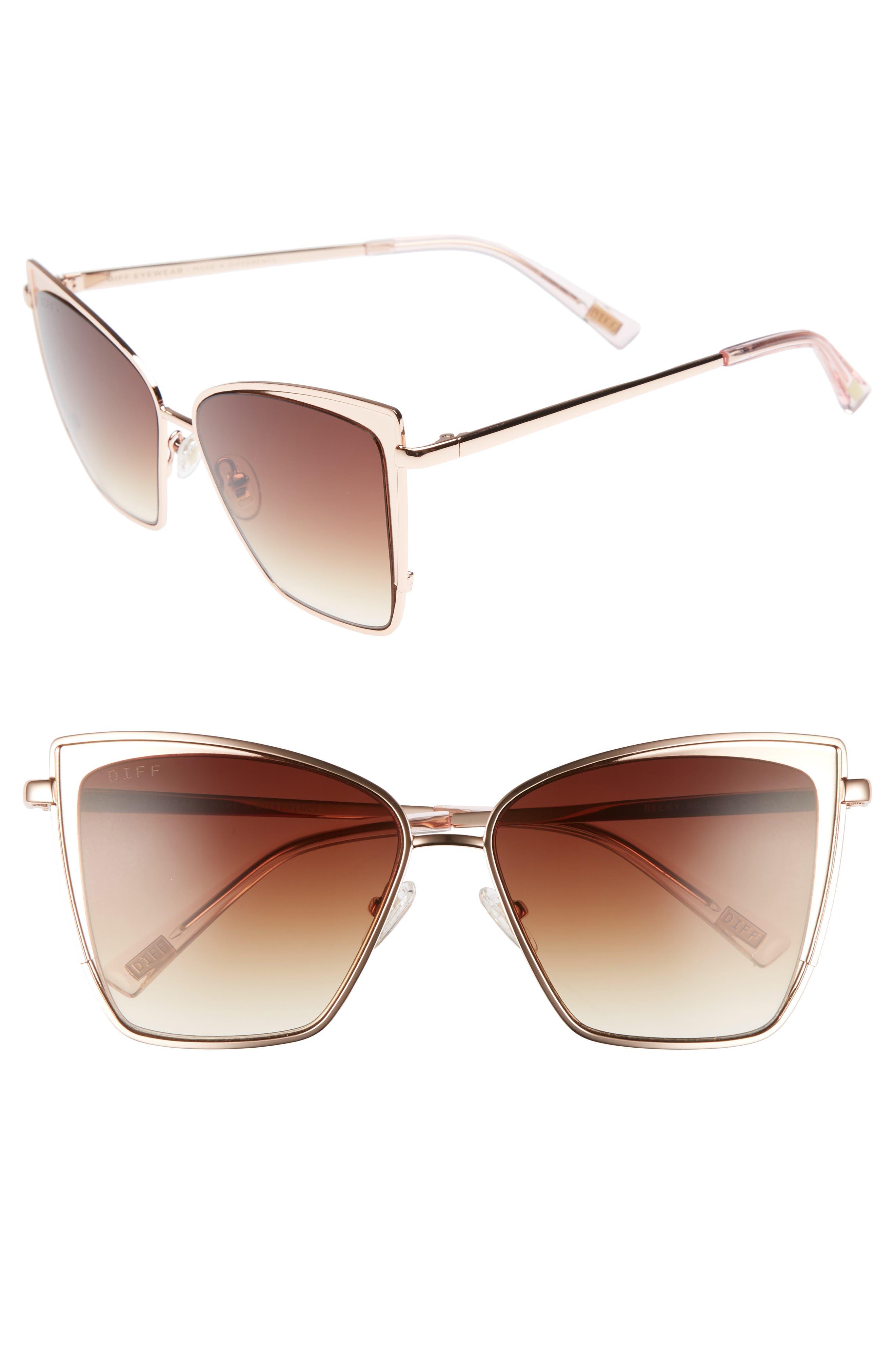 6a7cec97fd4 DIFF Sunglasses for Women