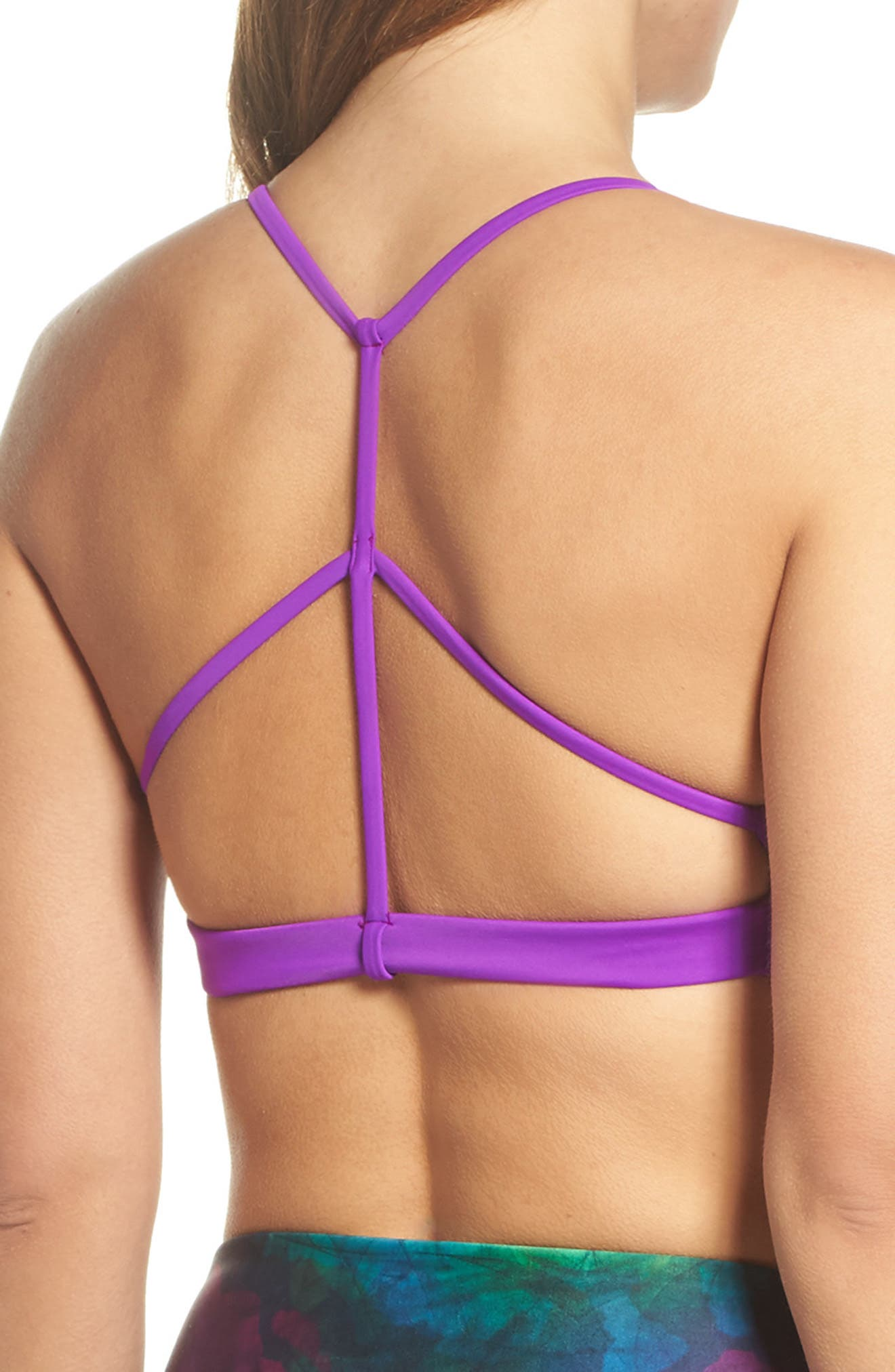 Alternate Image 3  - Onzie Pyramid Sports Bra