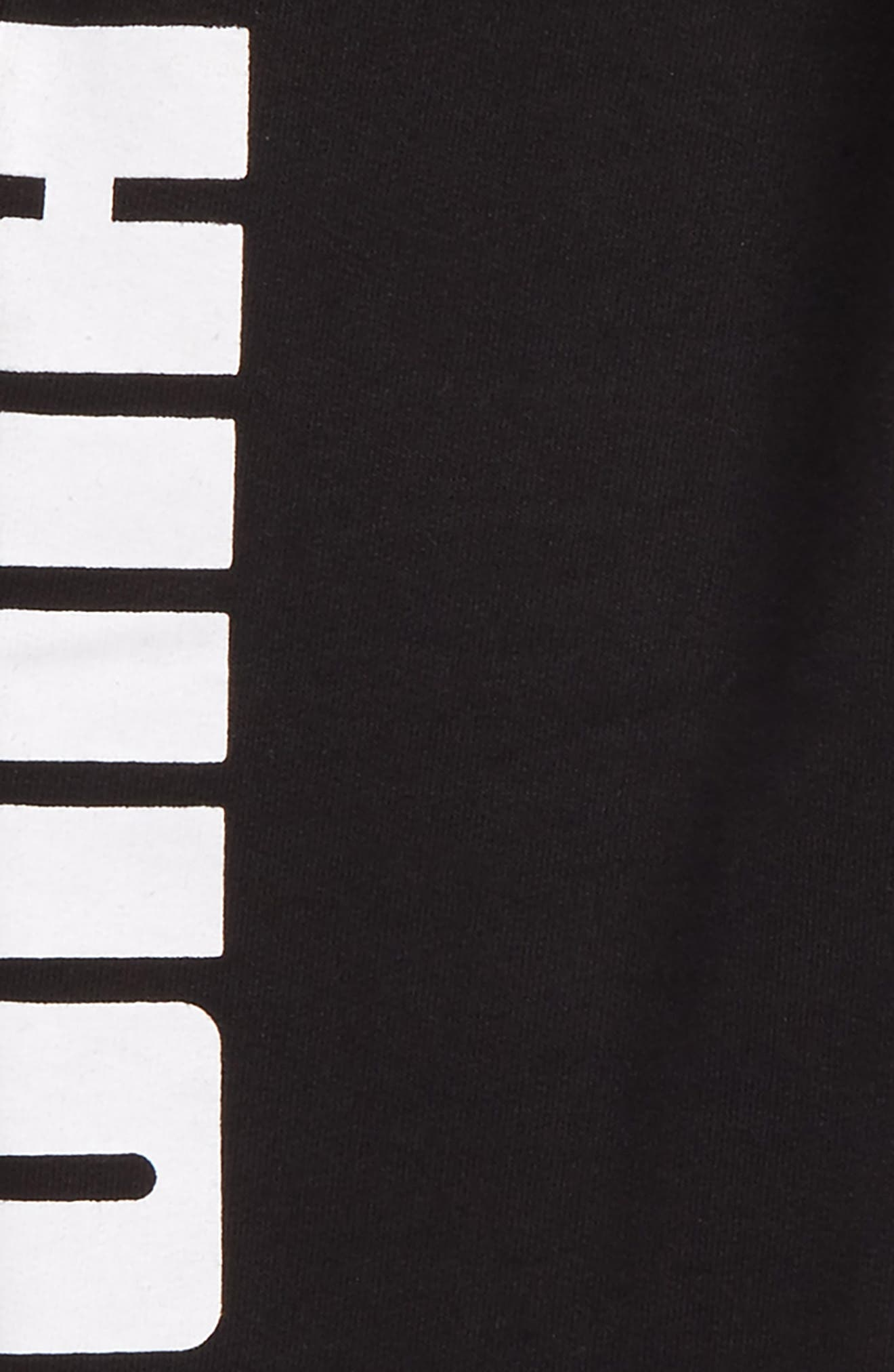 Rebel Jogger Sweatpants,                             Alternate thumbnail 2, color,                             Puma Black
