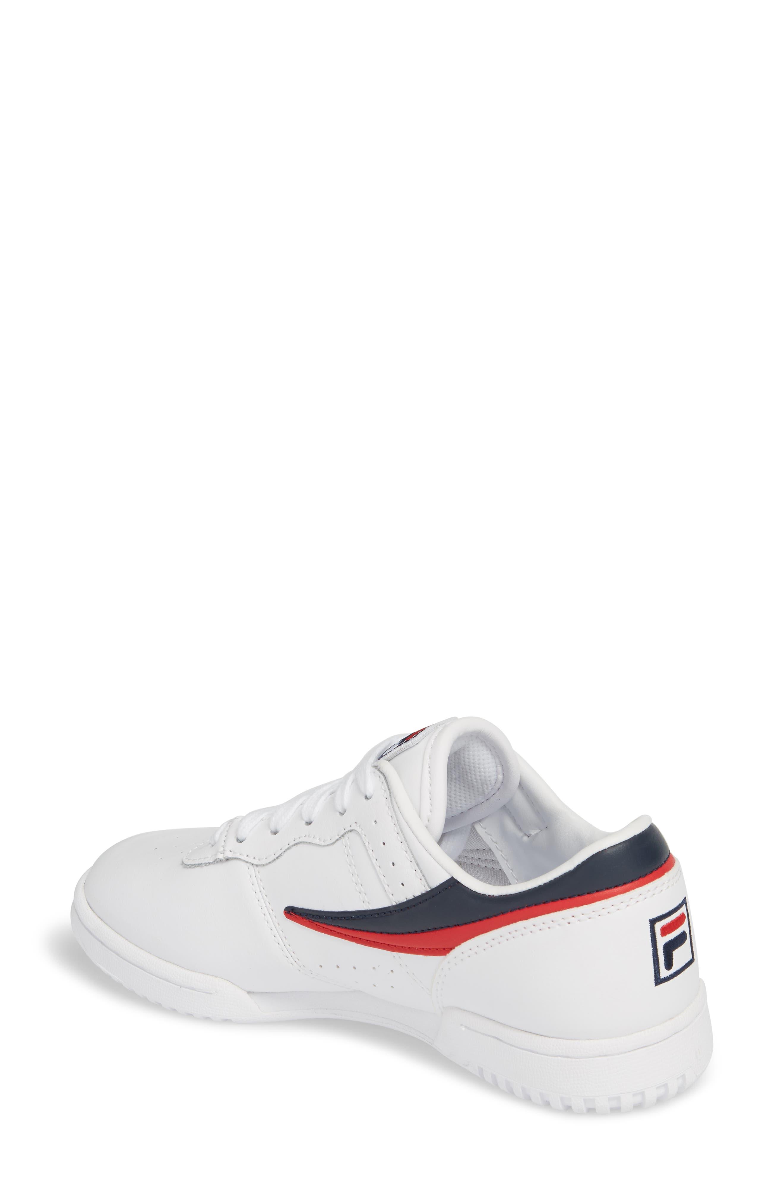 Alternate Image 2  - FILA Original Fitness Sneaker (Women)