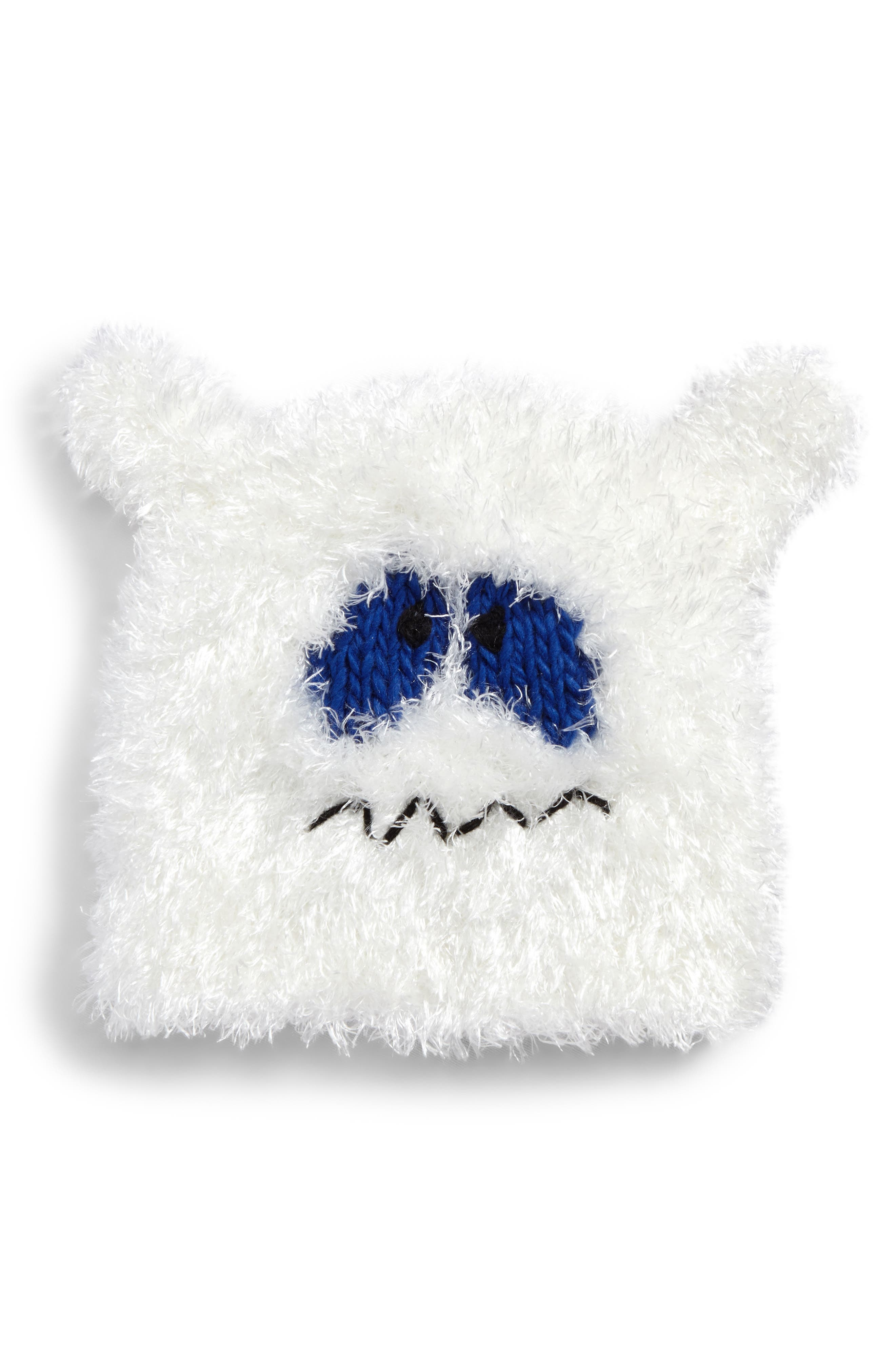 Main Image - Accessory Collective Monster Beanie (Boys)