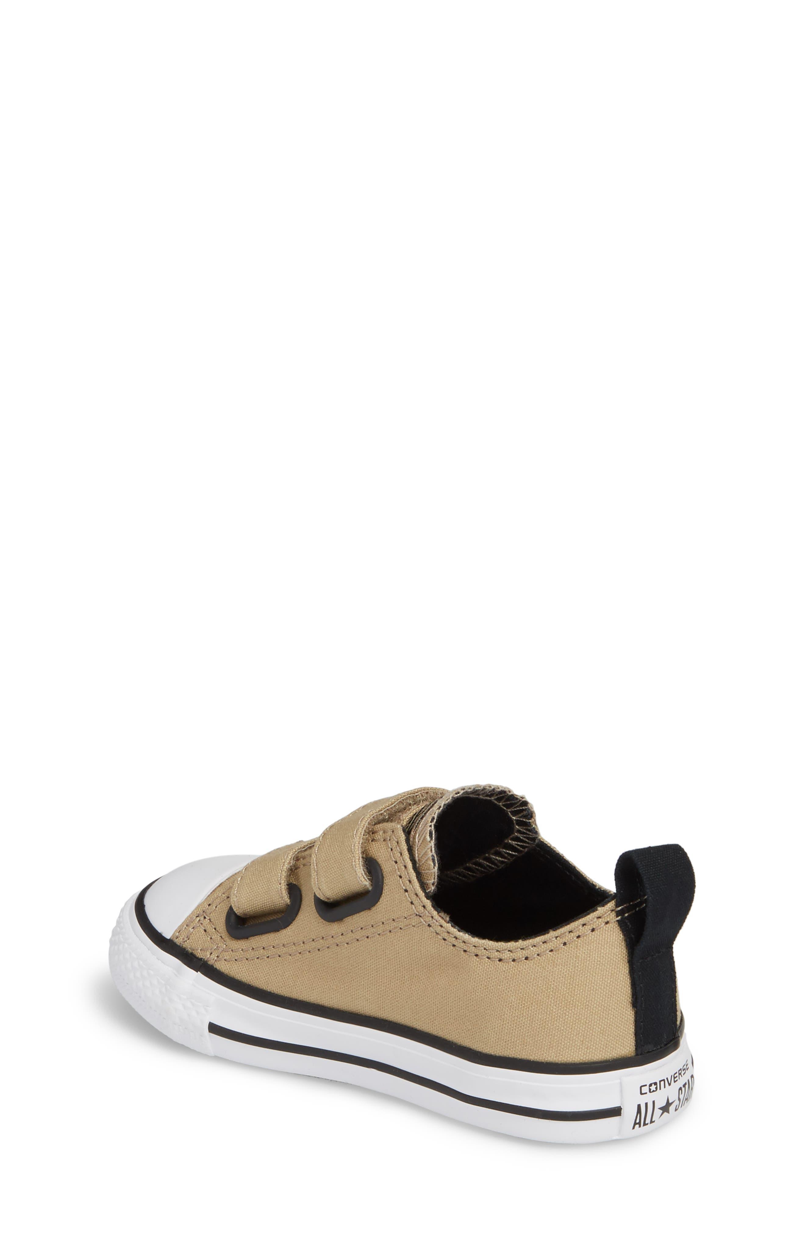 All Star<sup>®</sup> 2V Low Top Sneaker,                             Alternate thumbnail 2, color,                             Vintage Khaki