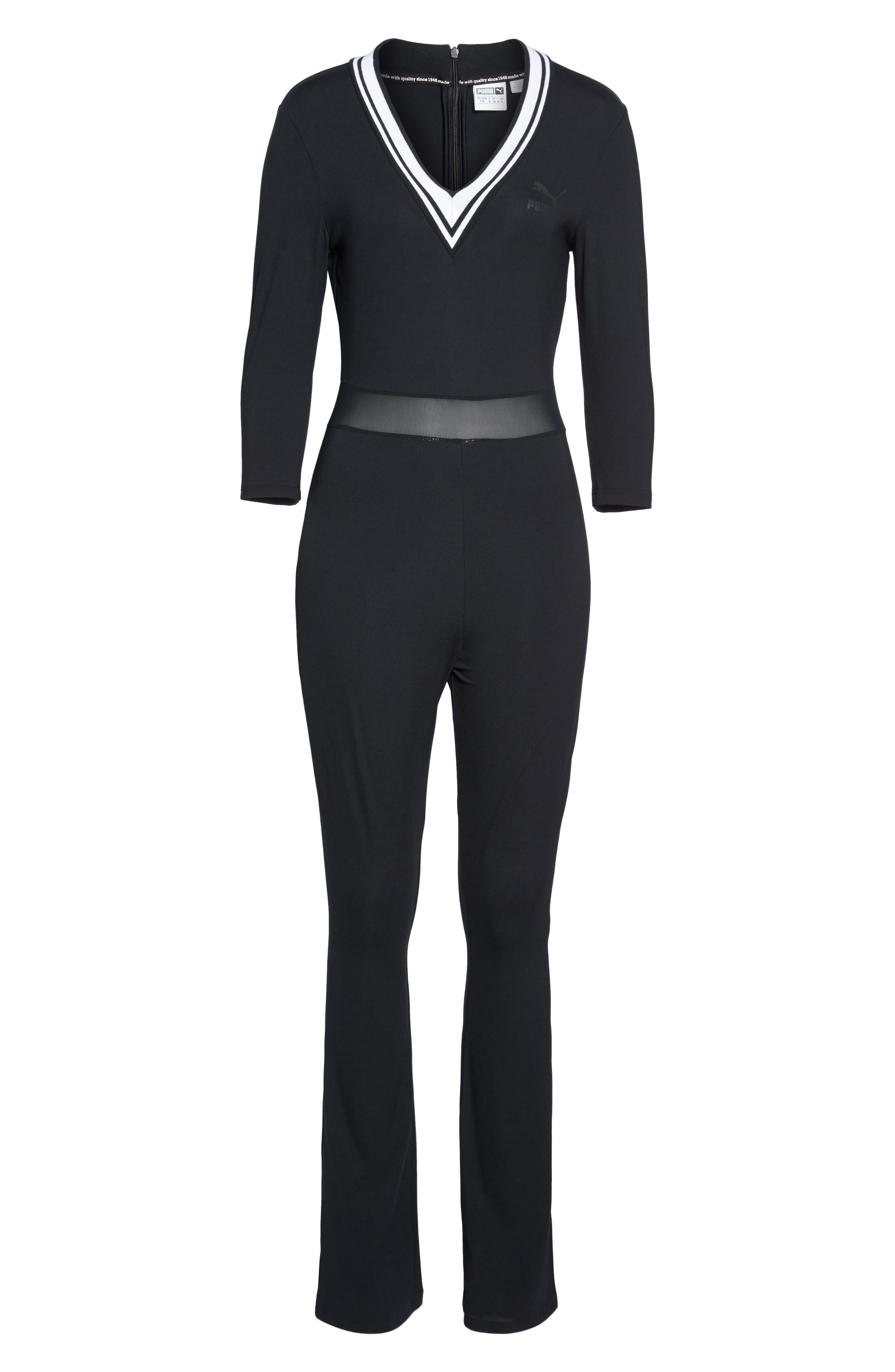 Alternate Image 6  - PUMA V-Neck Jumpsuit