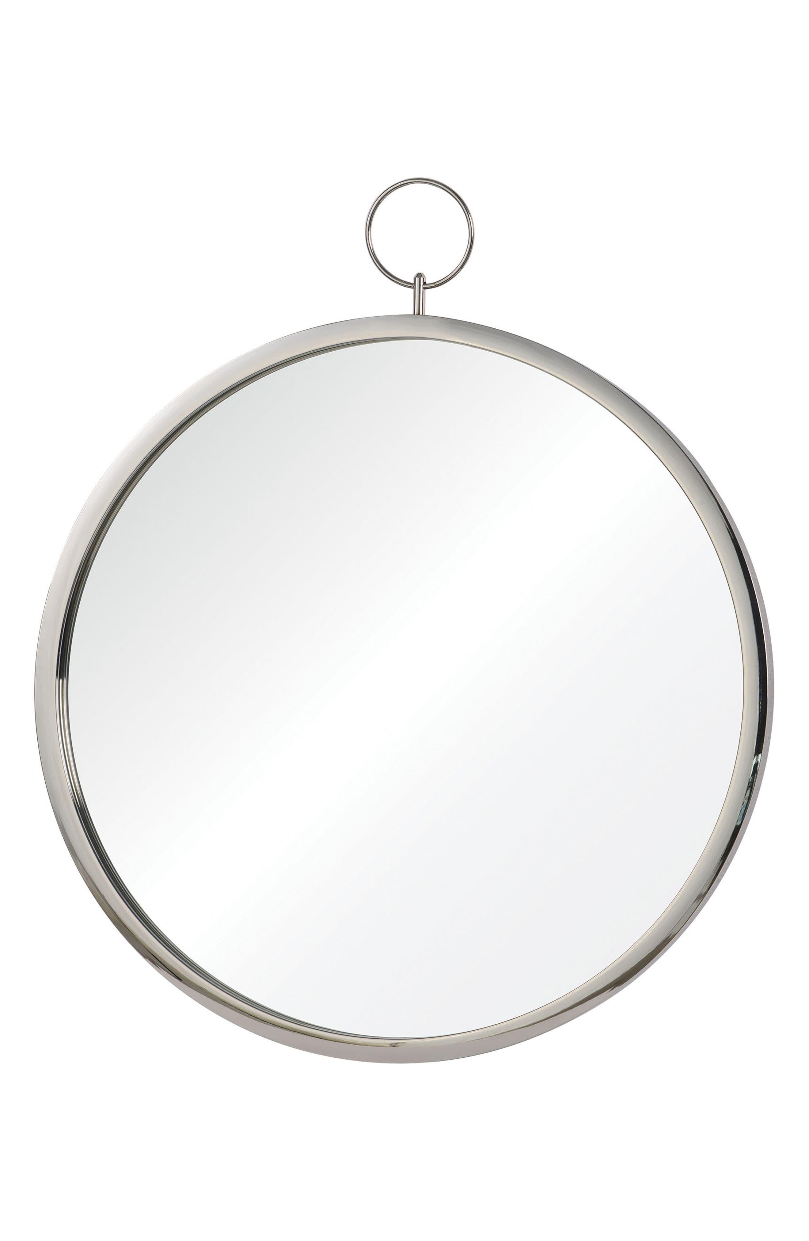 Porto Mirror,                         Main,                         color, Chrome