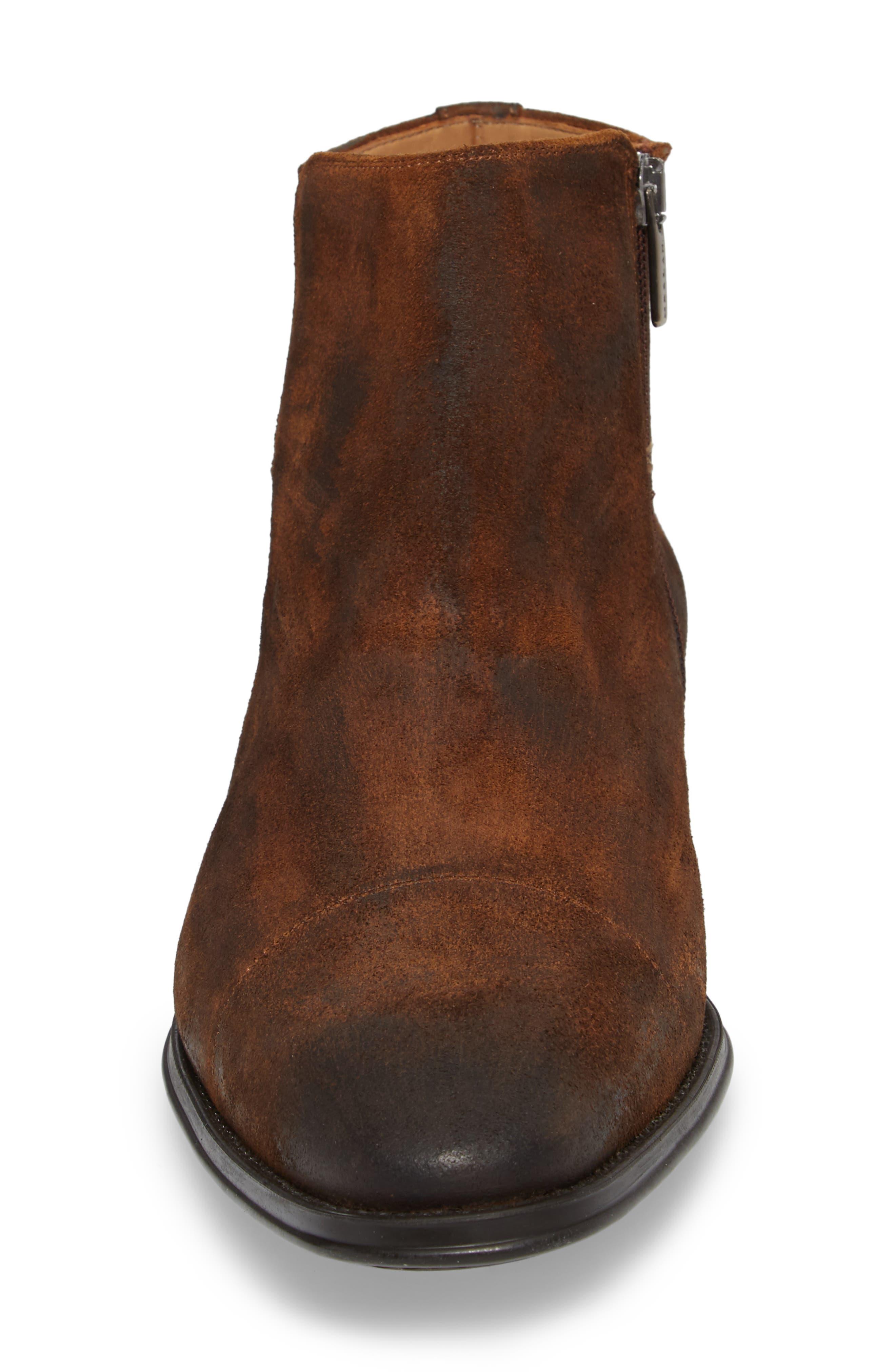 Alternate Image 4  - Mezlan Lucena Zip Boot (Men)