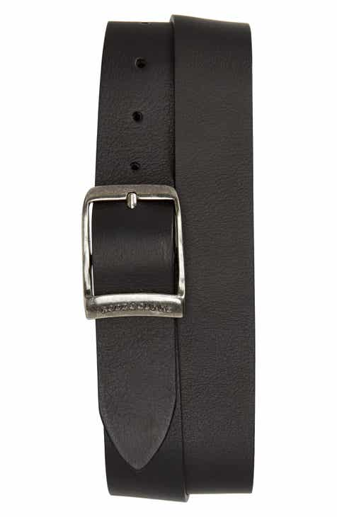 5be2f72d304 Rodd   Gunn Cornonet Crescent Leather Belt